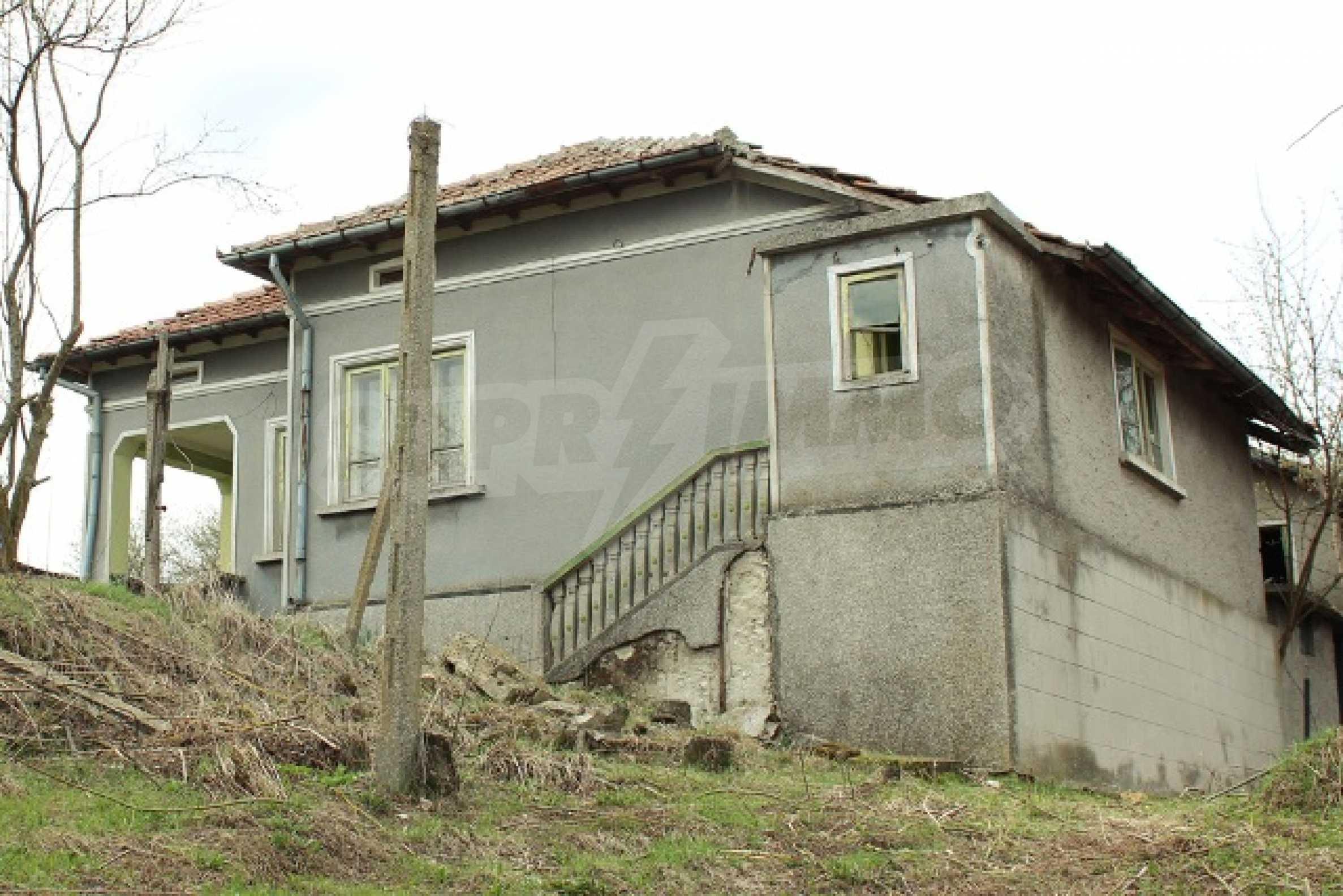 Дом в нескольких км от реки Дунай 1
