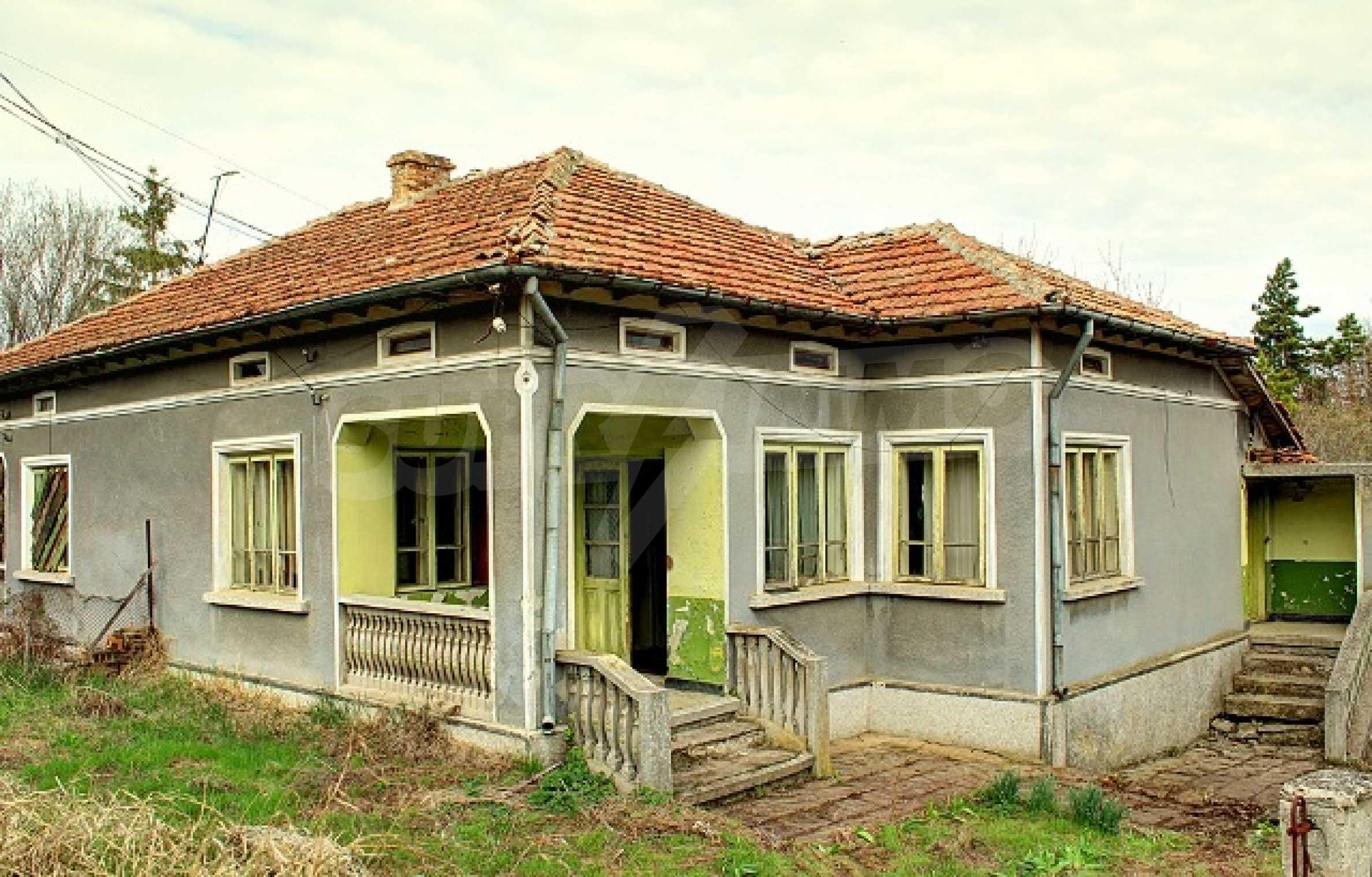 Дом в нескольких км от реки Дунай 6