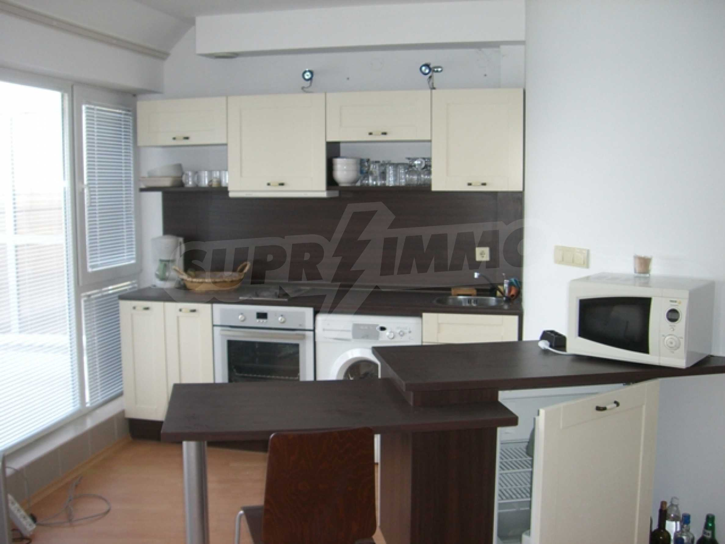 Two-bedroom apartment in Sunny House Complex