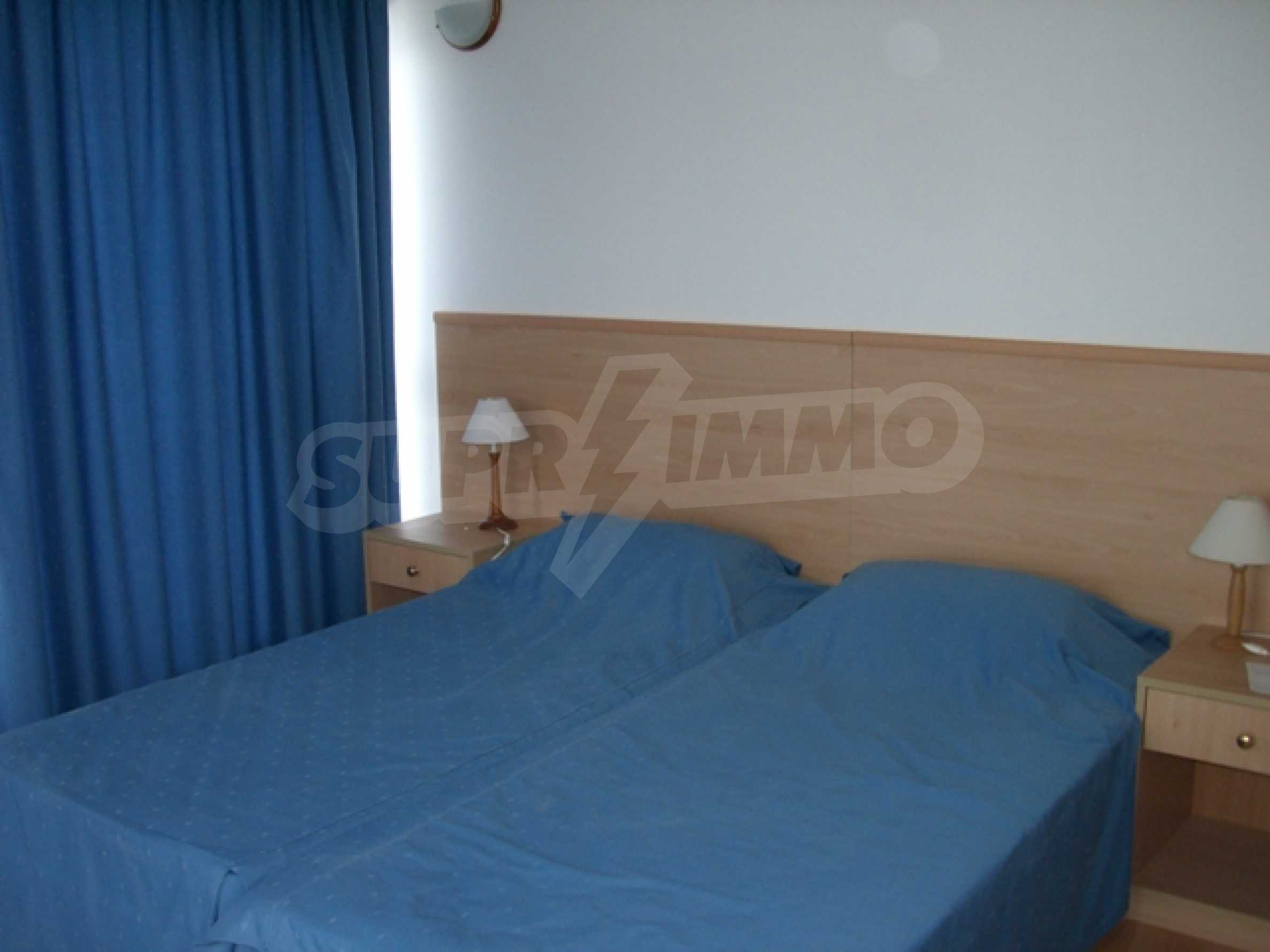 Two-bedroom apartment in Sunny House Complex 1