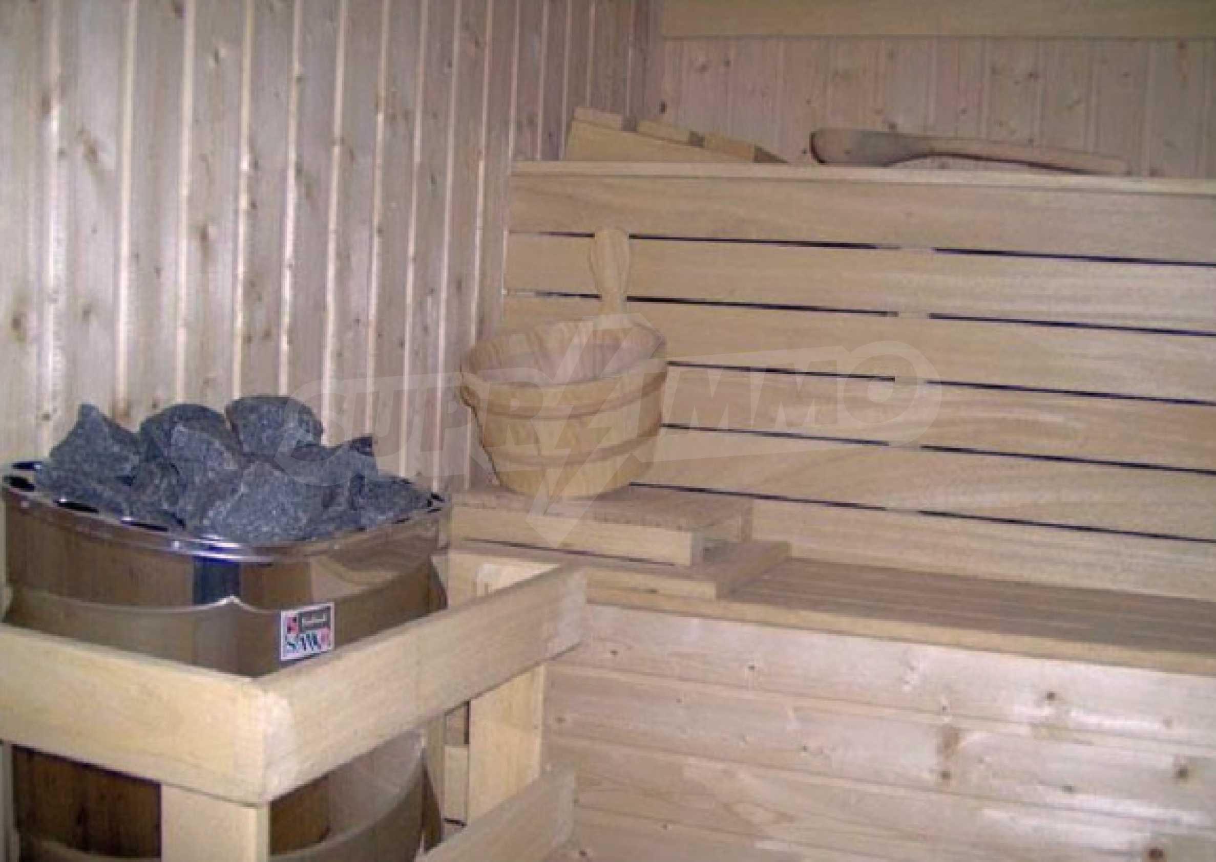 Напълно обзаведен двустаен апартамент в кк. Златни пясъци, с Морска панорама 19