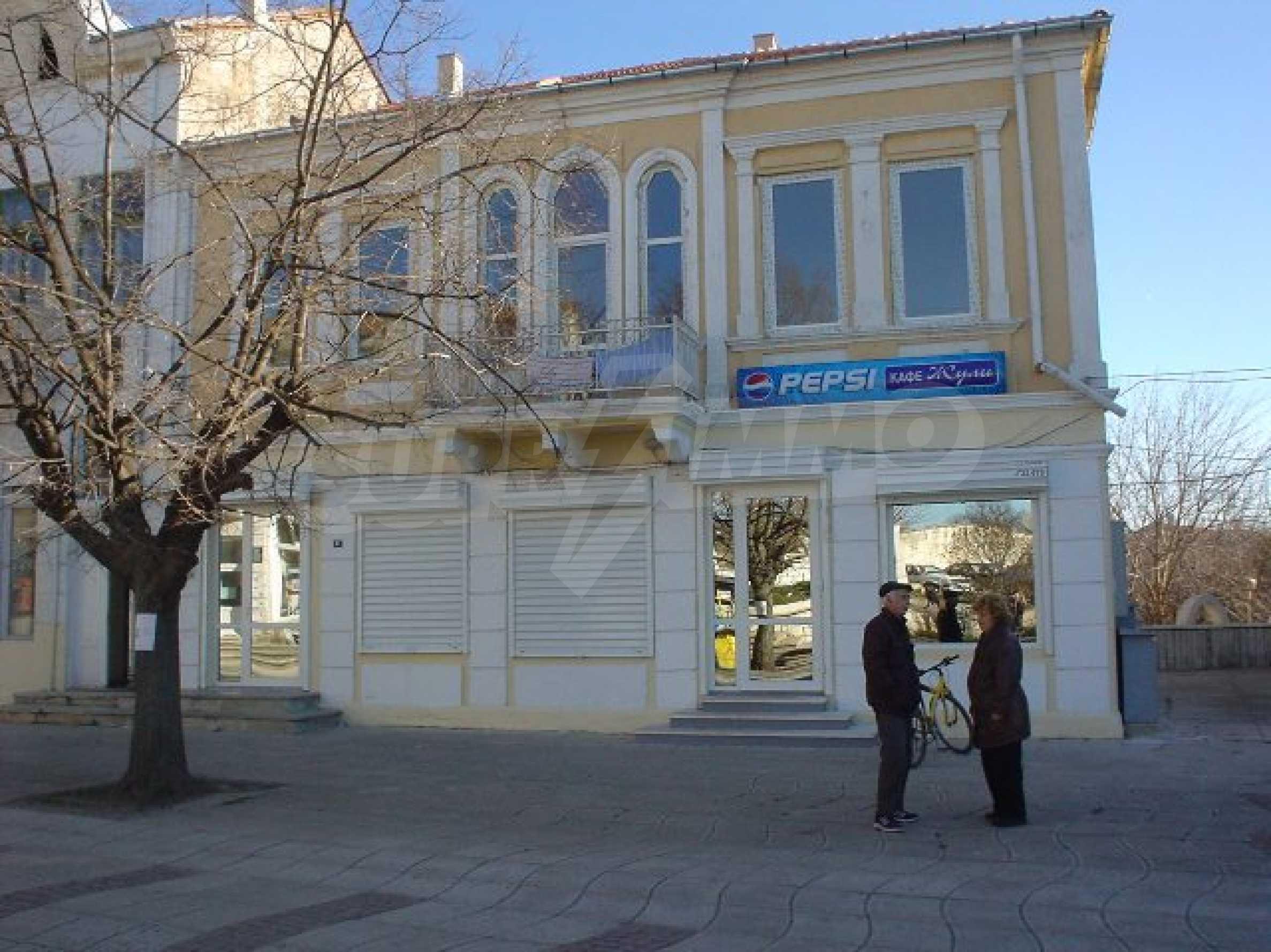 Атрактивен имот в центъра на гр. Каварна