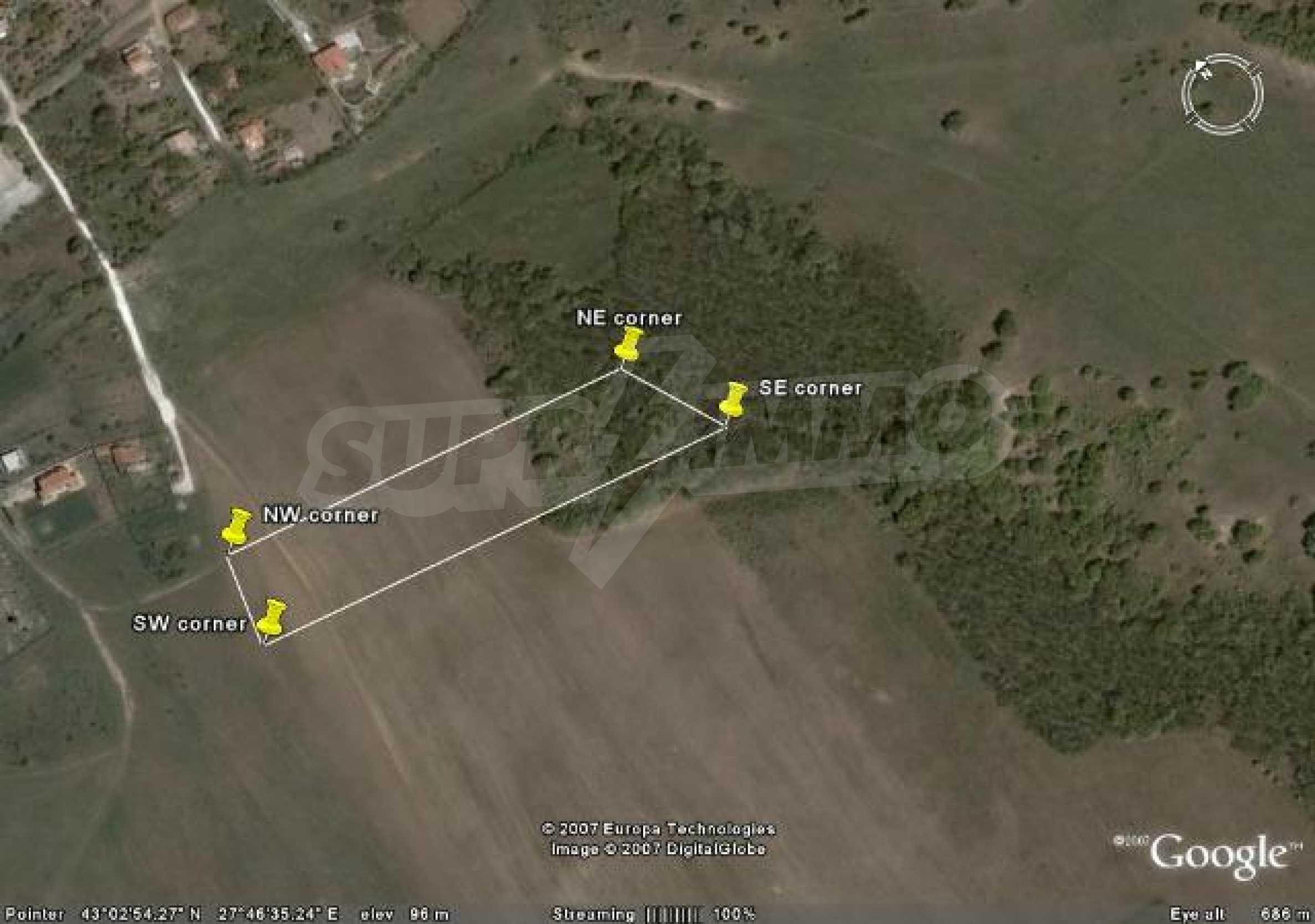 Grundstück zum Verkauf in Kitka Dorf