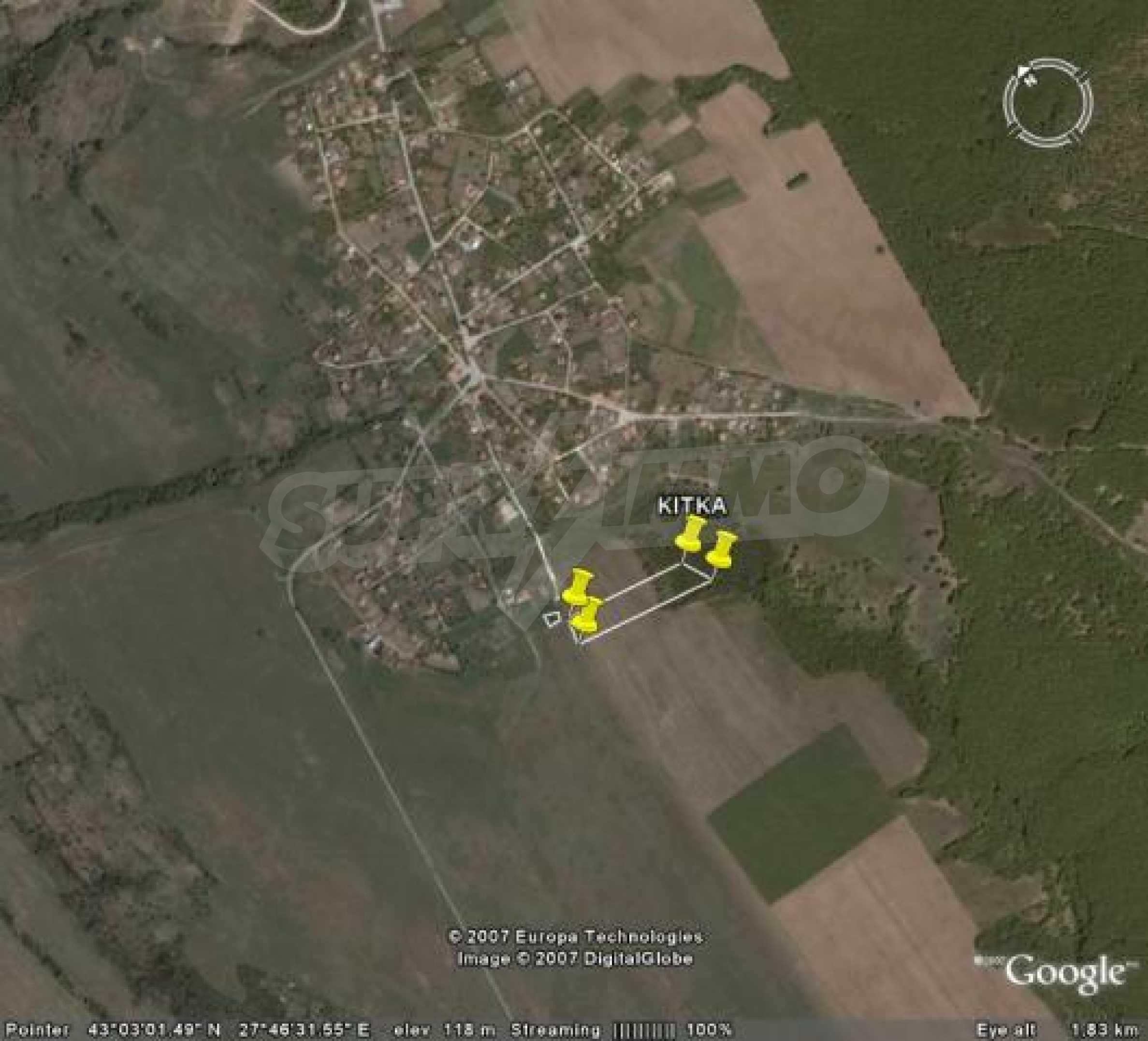 Grundstück zum Verkauf in Kitka Dorf 3