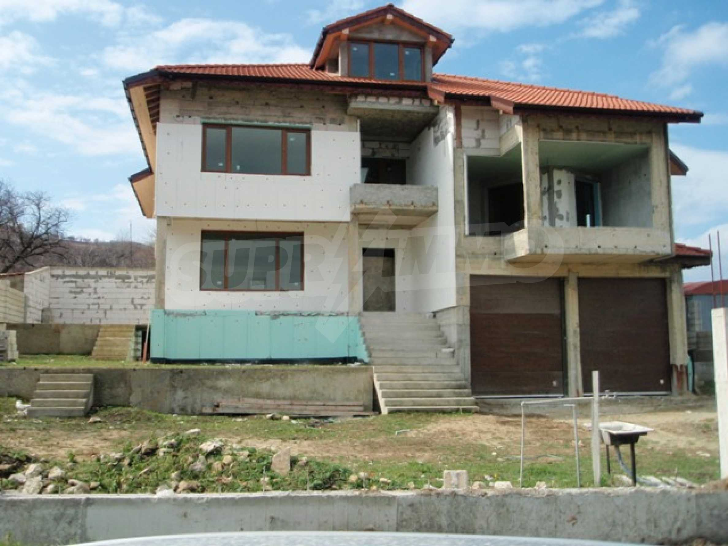 Haus im Dorf Osenovo 1