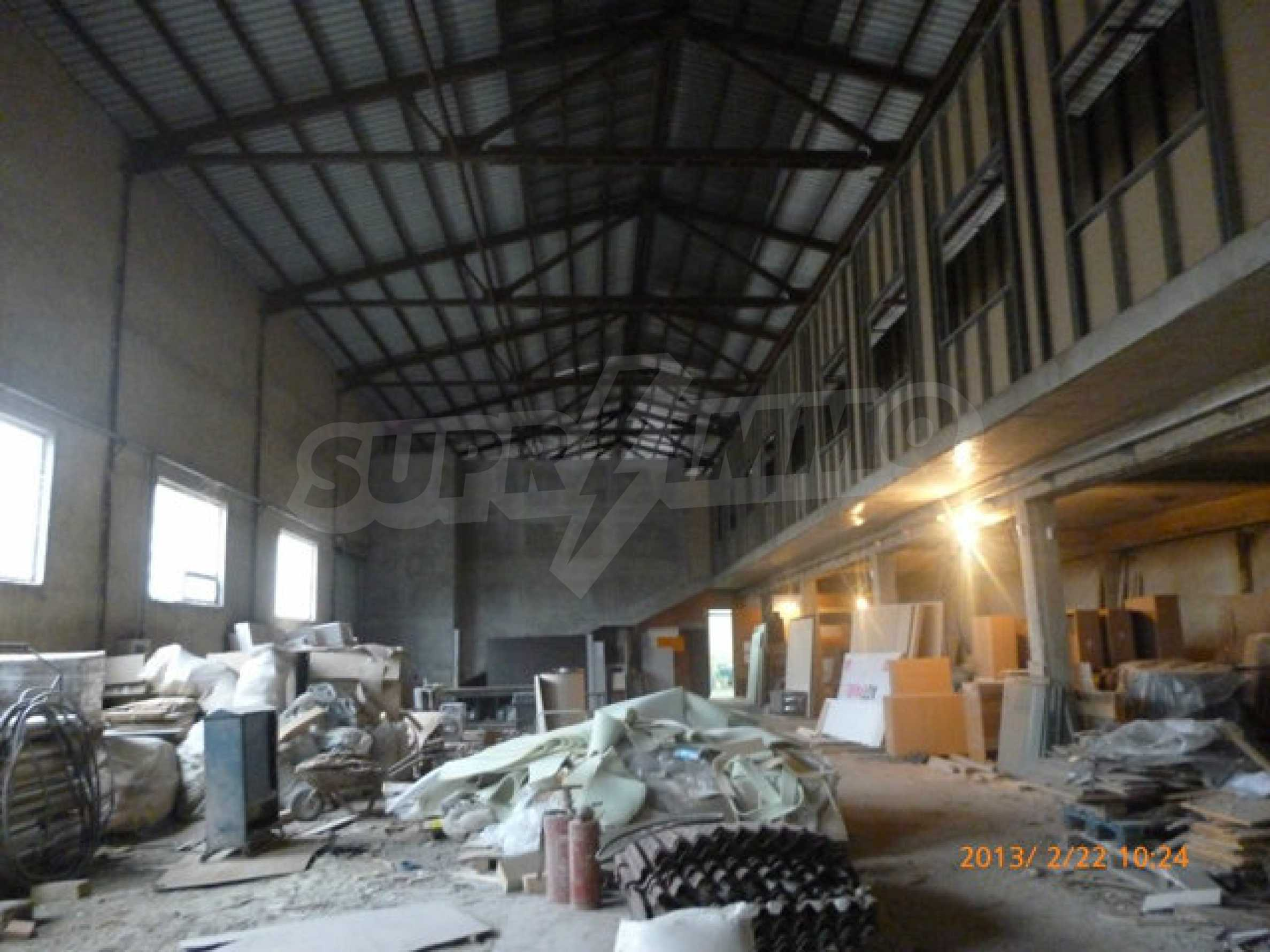 Industrial buildings for sale in Dobrich 12