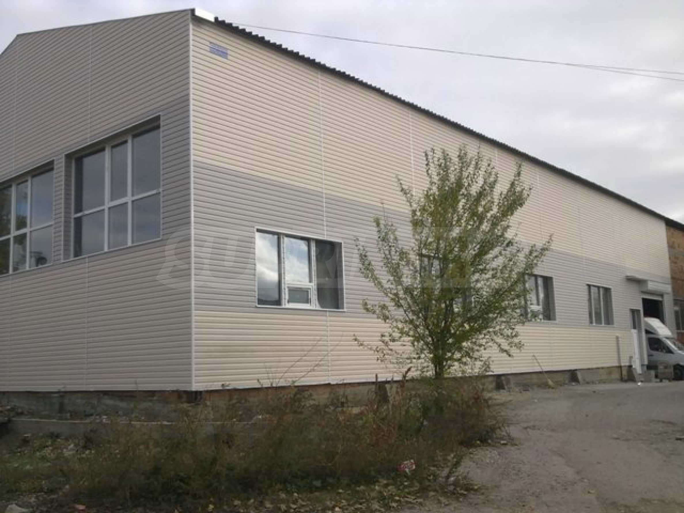 Industrial buildings for sale in Dobrich 1