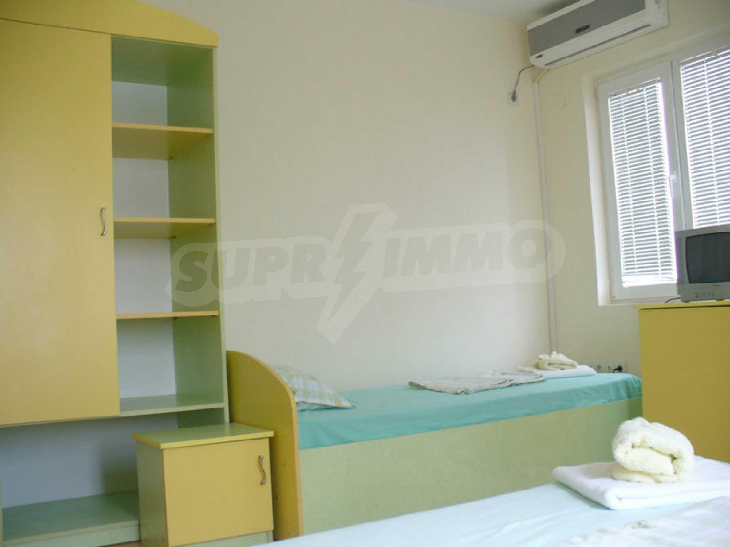 Gemütliches Familienhotel am Schwarzen Meer in der Stadt Byala 5