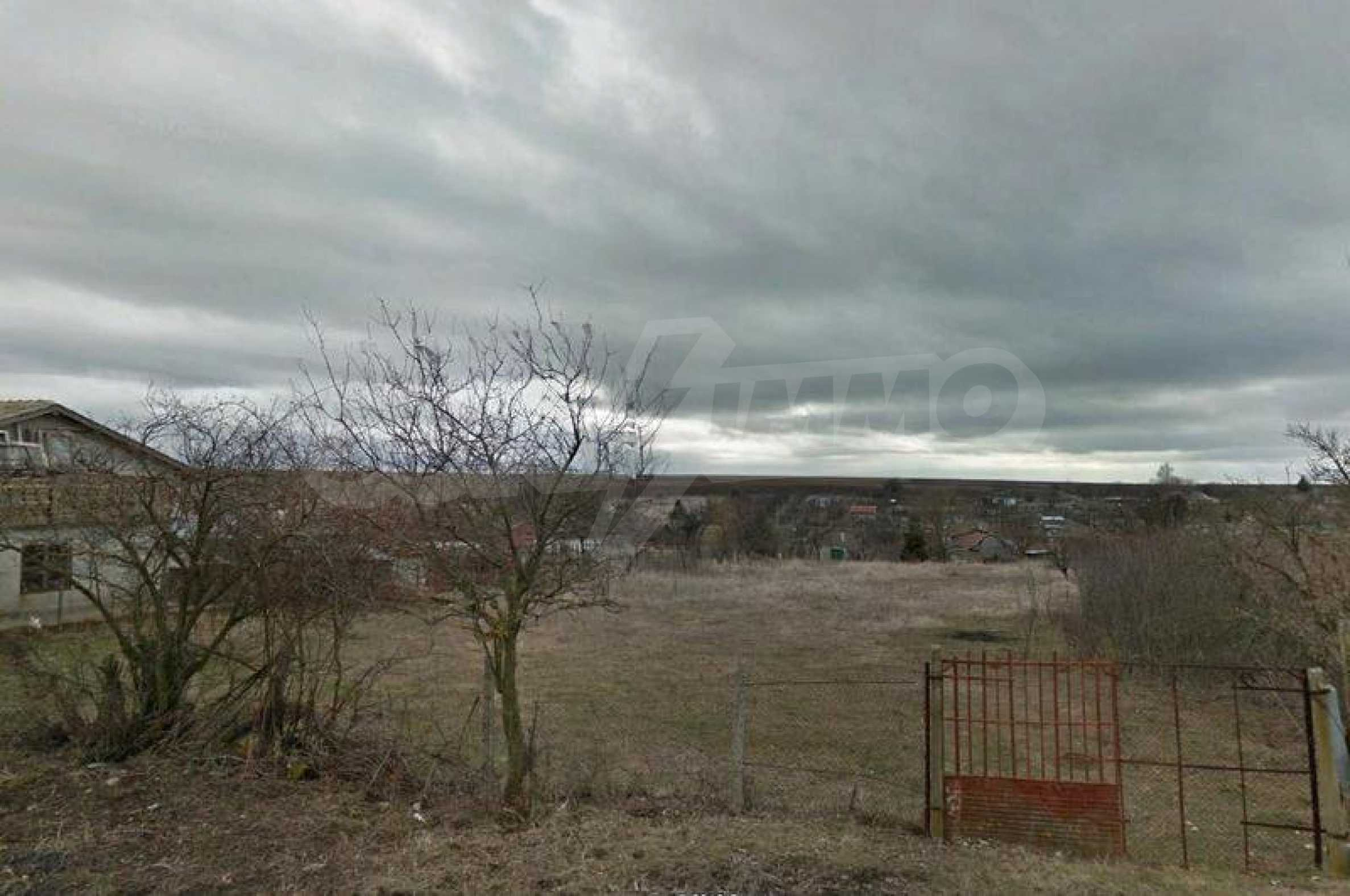 Plot of land in Krumovo