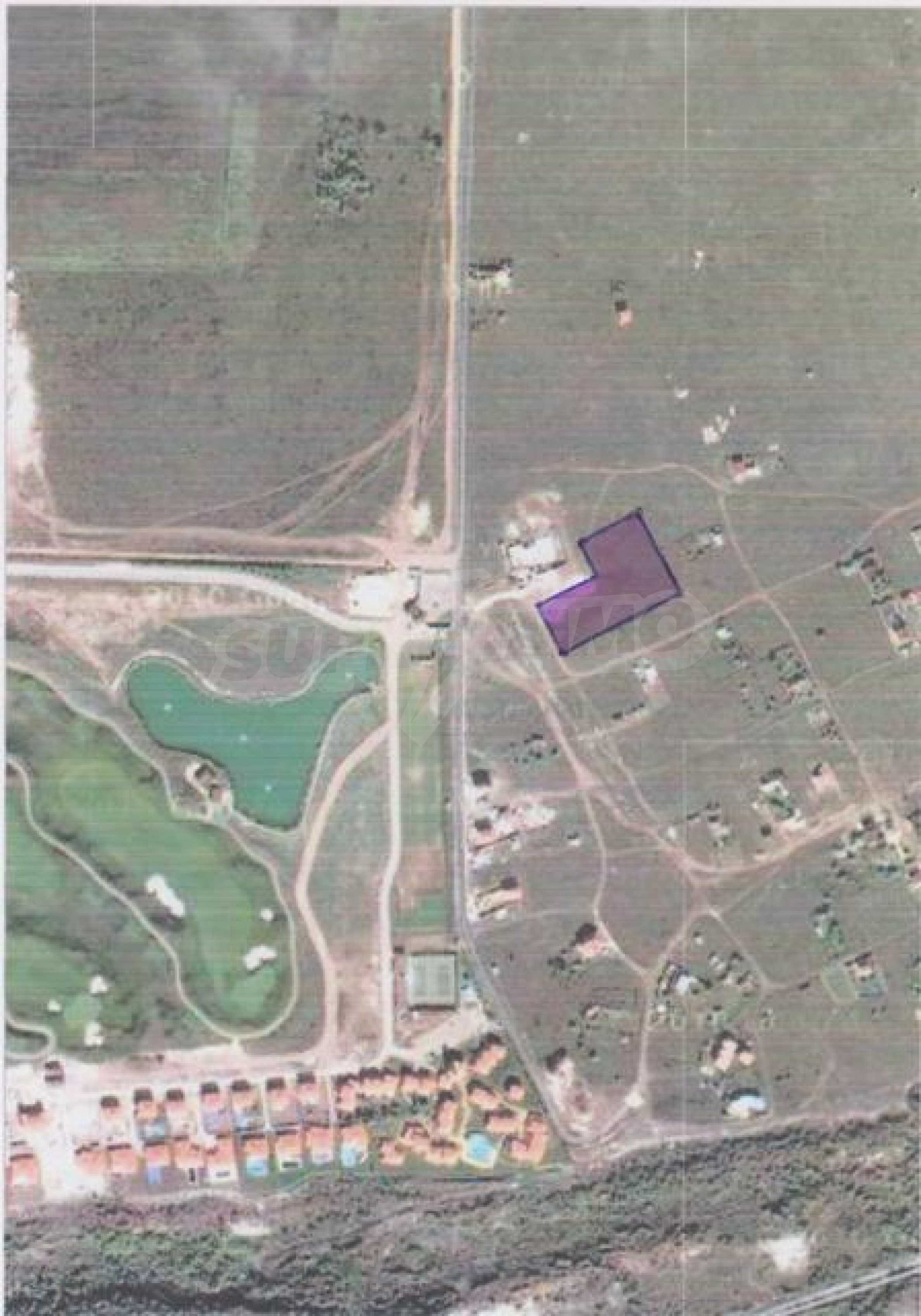 Plots for sale near golf course