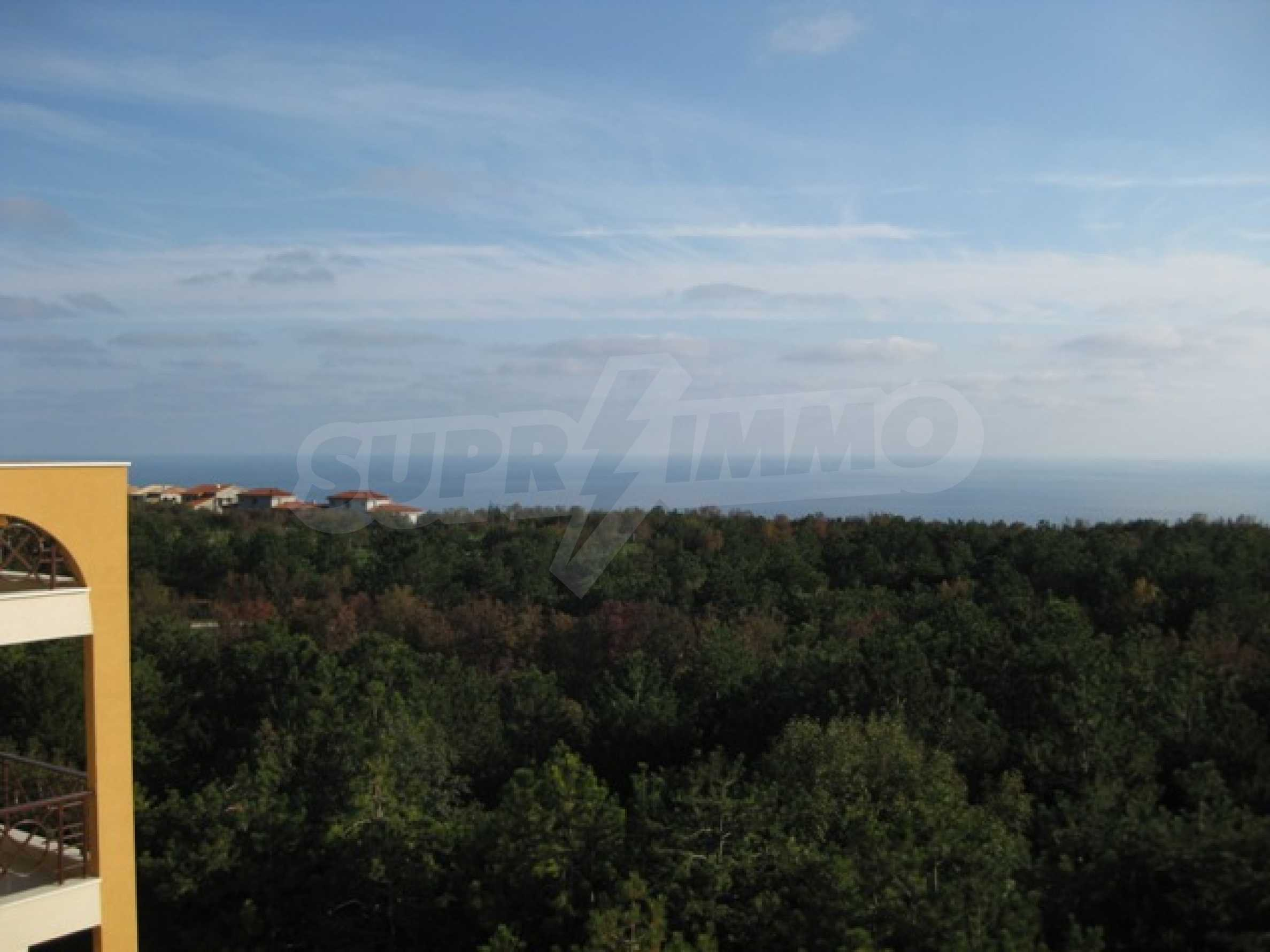 1-bed penthouse apartment in Lighhouse Golf Resort  1