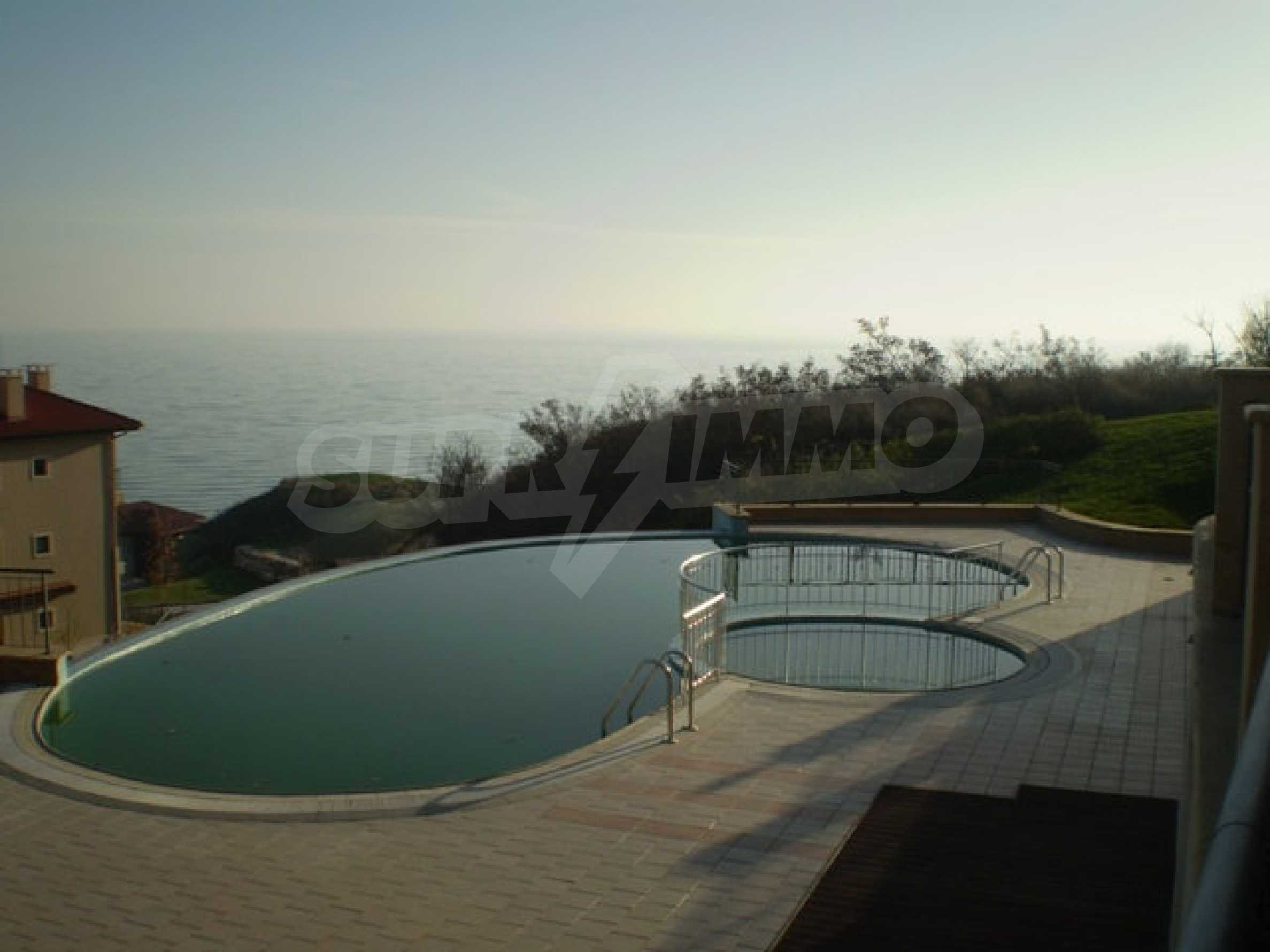 One-bedroom in Tracian Cliffs Resort, Kavarna 27
