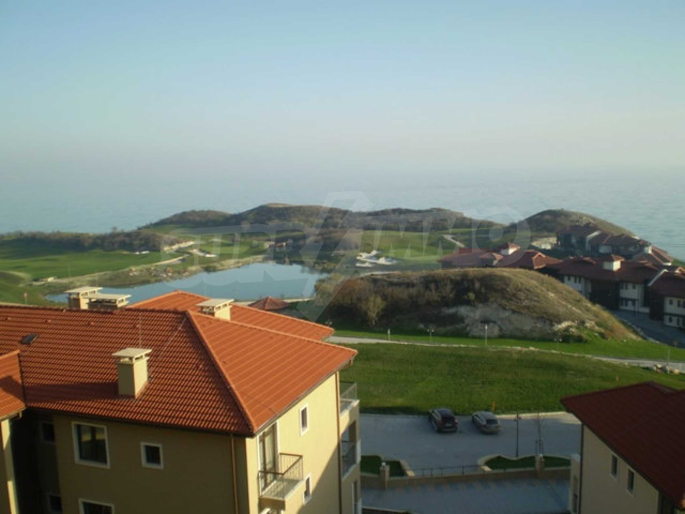 One-bedroom in Tracian Cliffs Resort, Kavarna 29