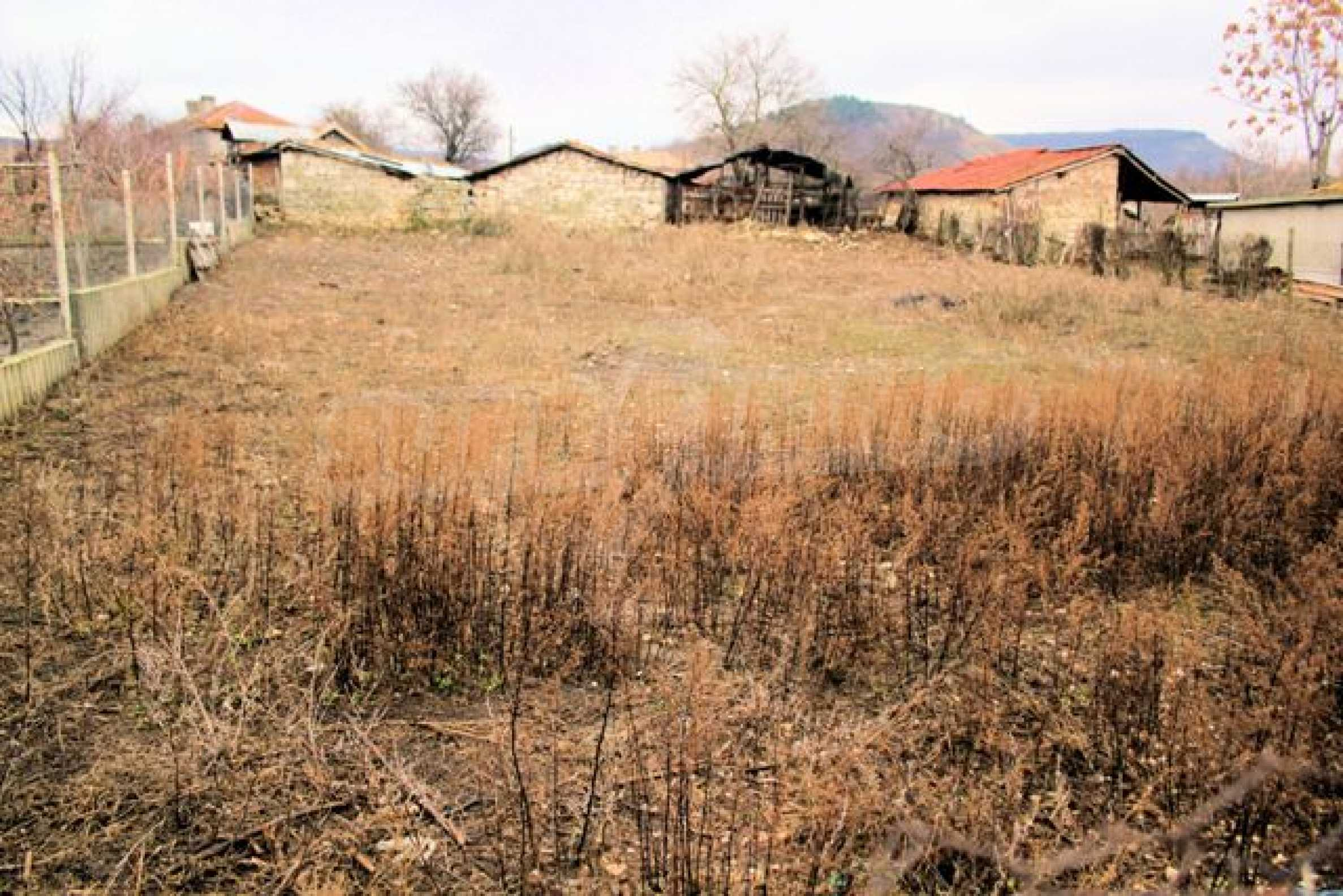 Village plot for sale near Suvorovo