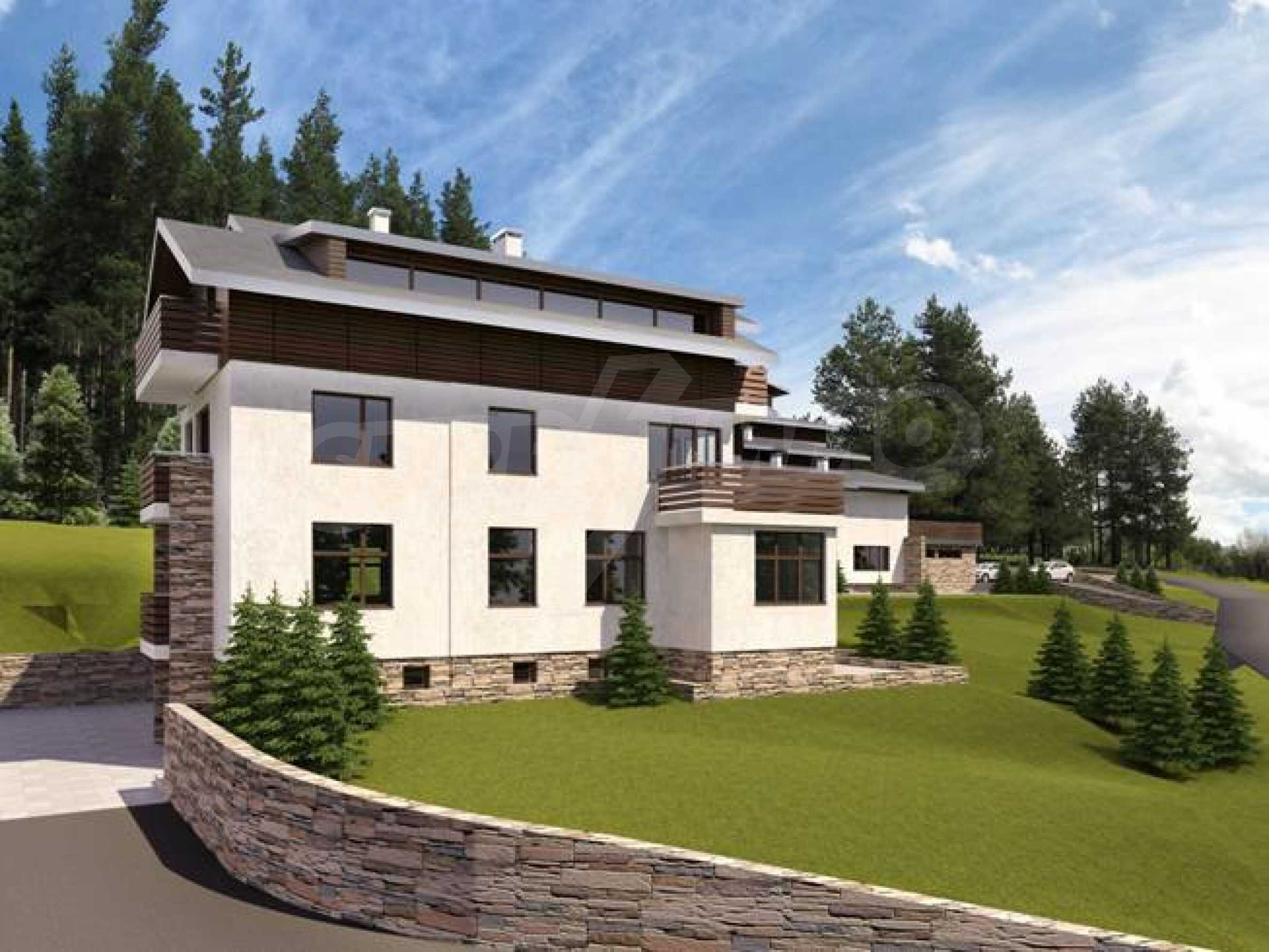 Investment project in the ski resort of Borovets 2