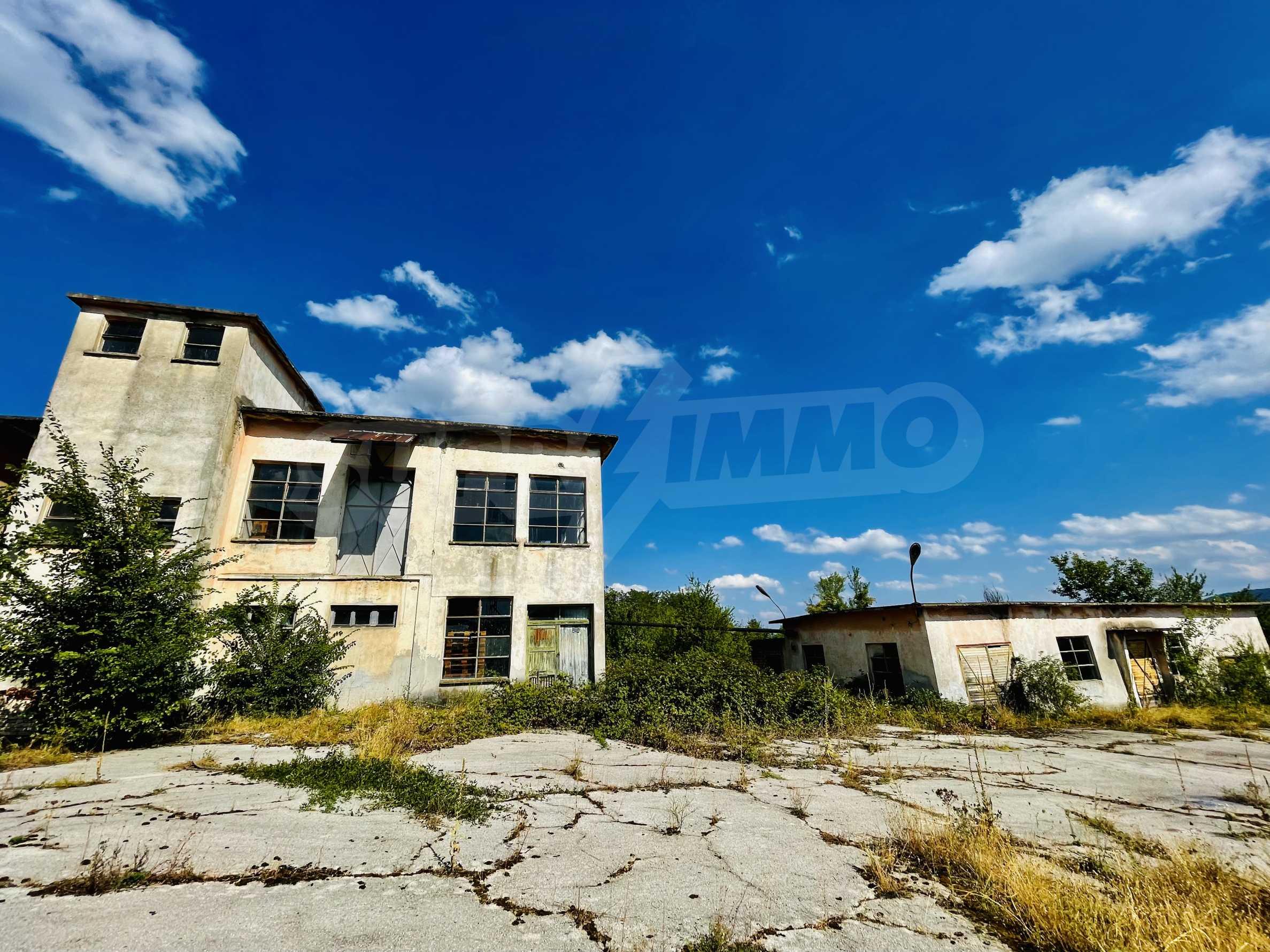 Factory for sale near Veliko Tarnovo 4