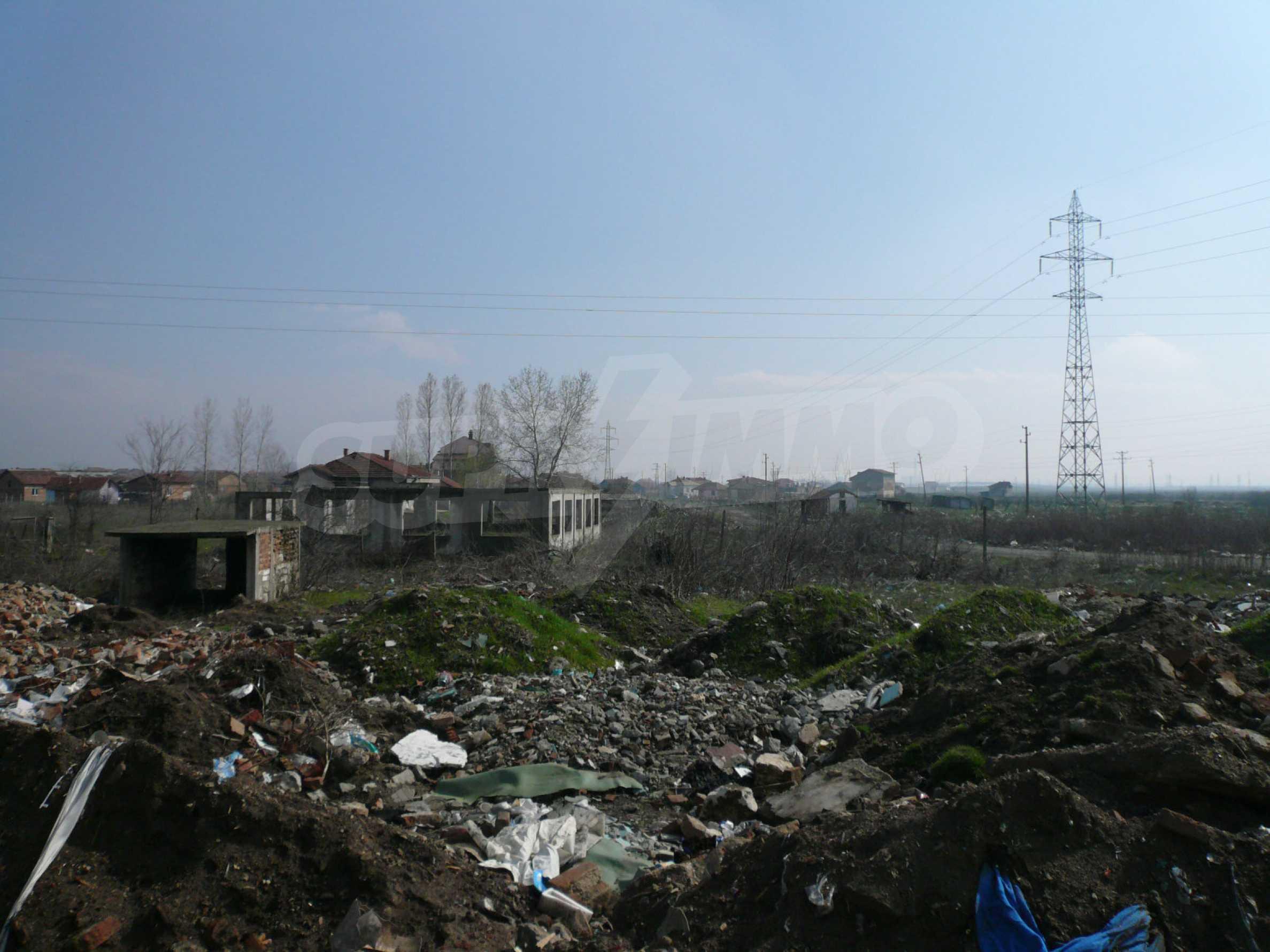 Regulated land for industrial development in Vidin 2
