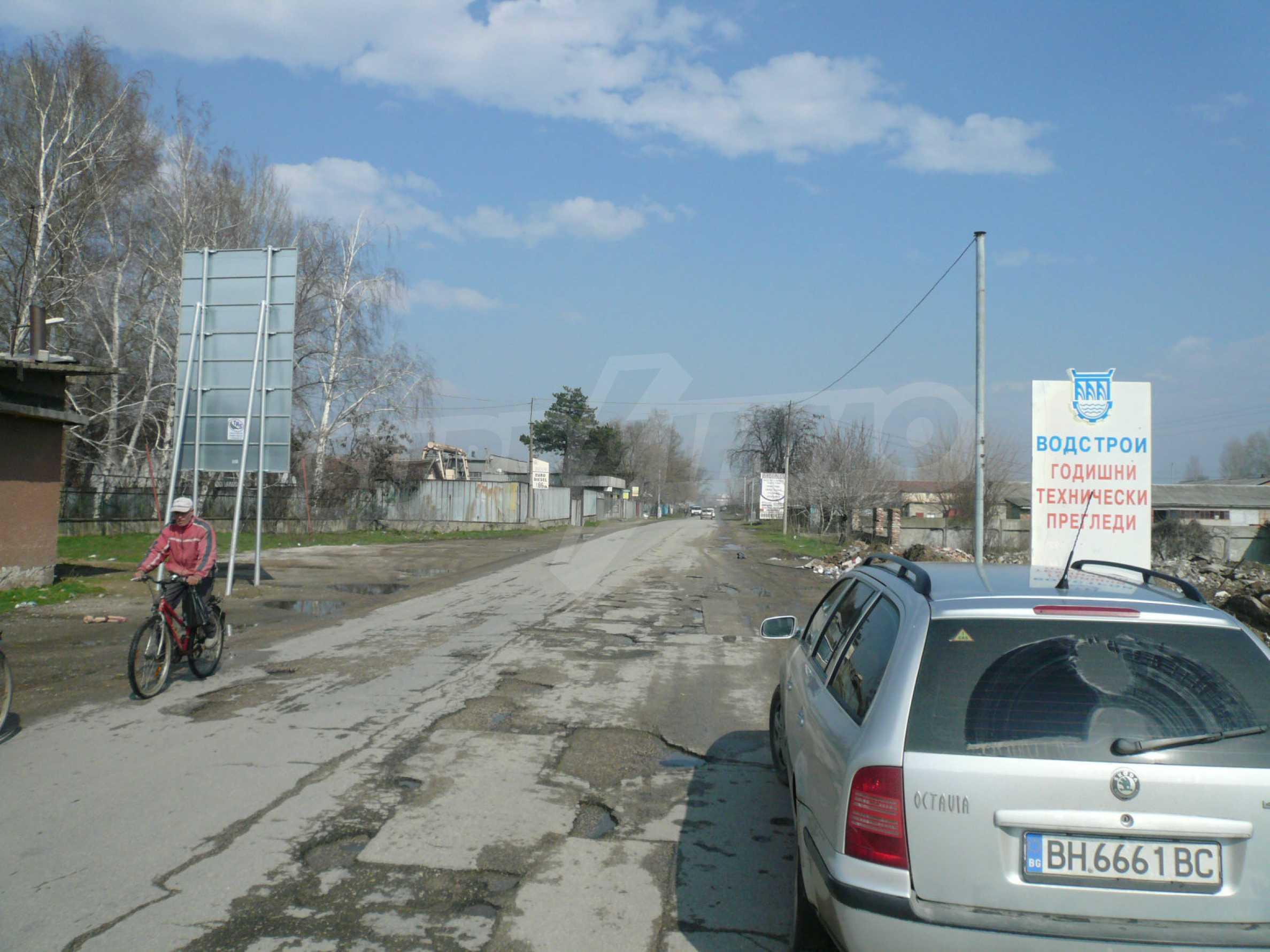 Regulated land for industrial development in Vidin 4
