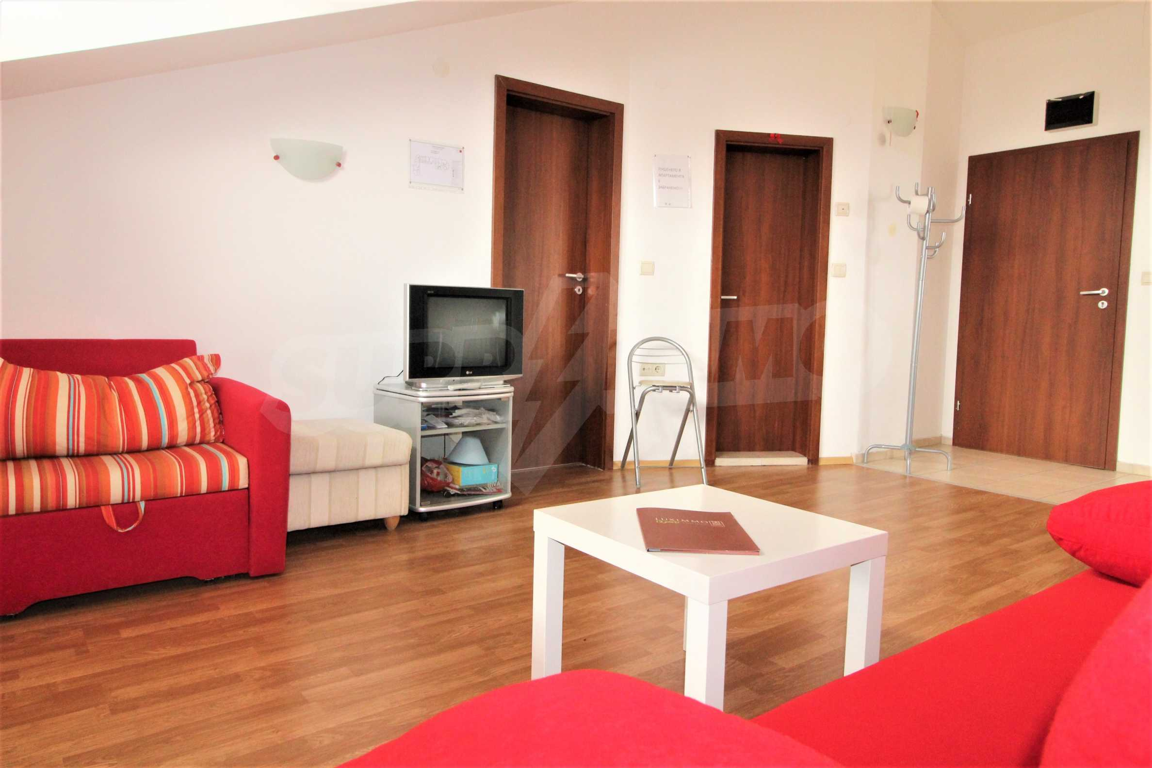 Cozy one-bedroom apartment in Top Lodge complex  10