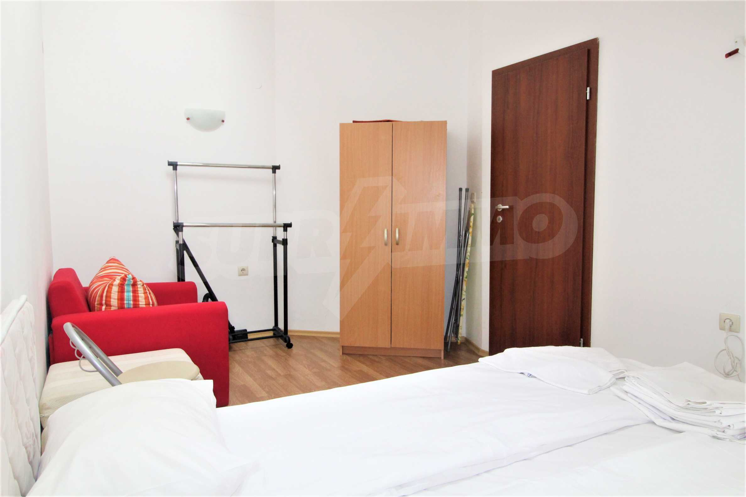Cozy one-bedroom apartment in Top Lodge complex  14
