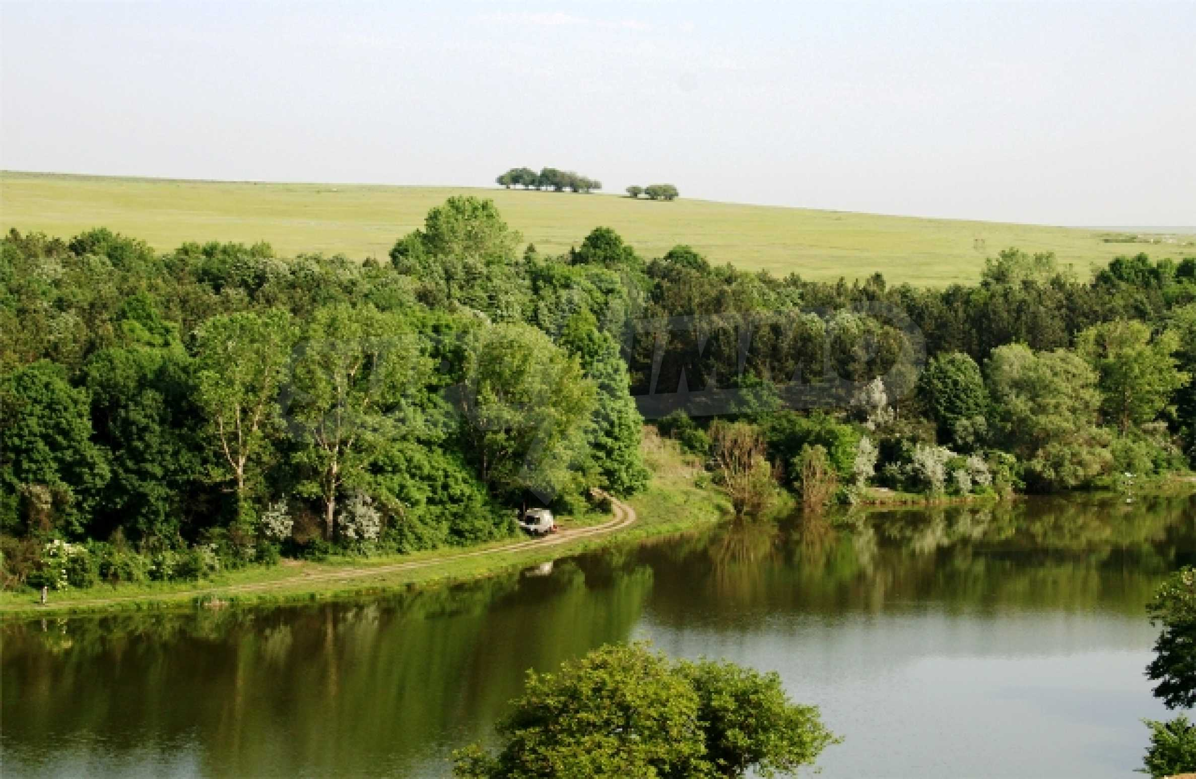 An extremely hot offer for regulated plots for sale by a beautiful lake 16 miles away from the sea 16