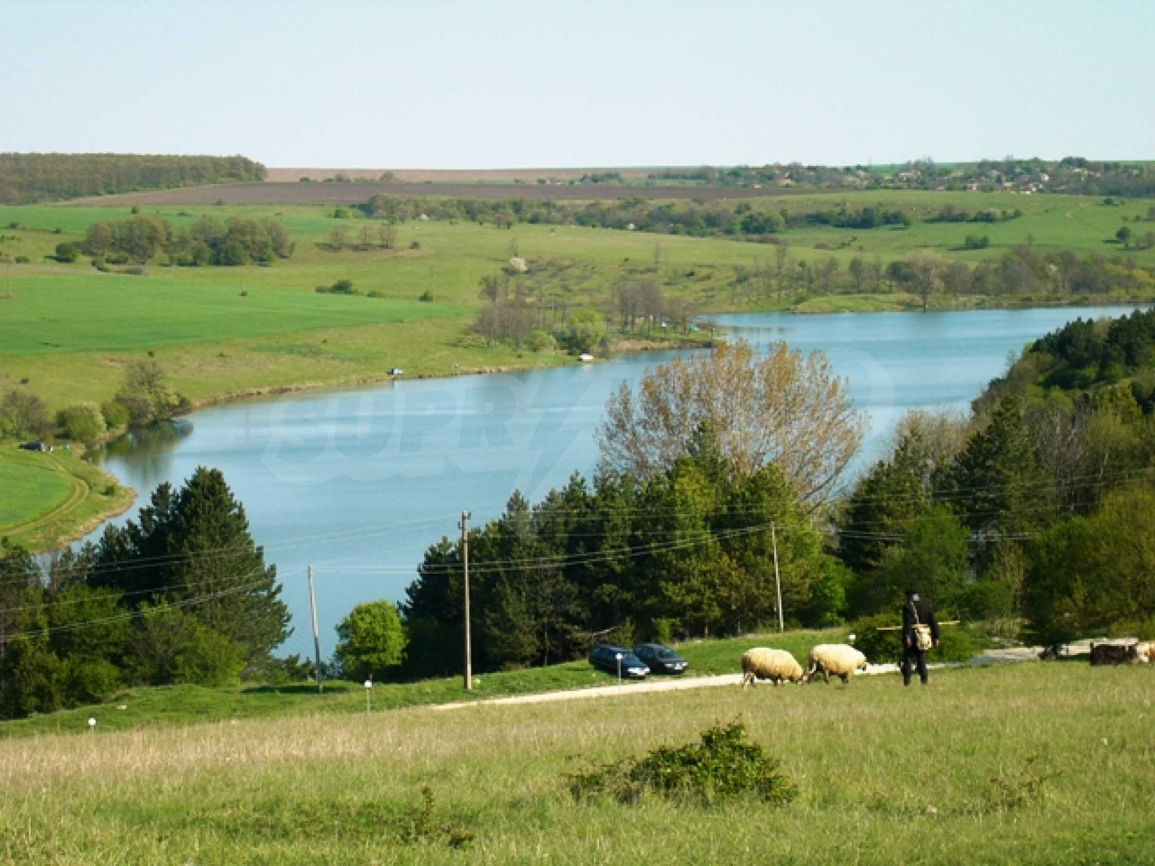 An extremely hot offer for regulated plots for sale by a beautiful lake 16 miles away from the sea 19