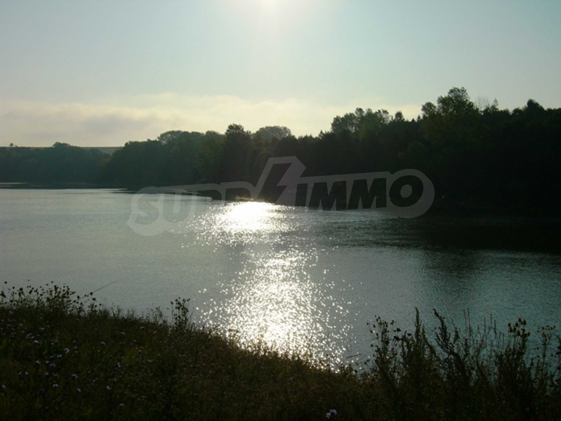 An extremely hot offer for regulated plots for sale by a beautiful lake 16 miles away from the sea 20