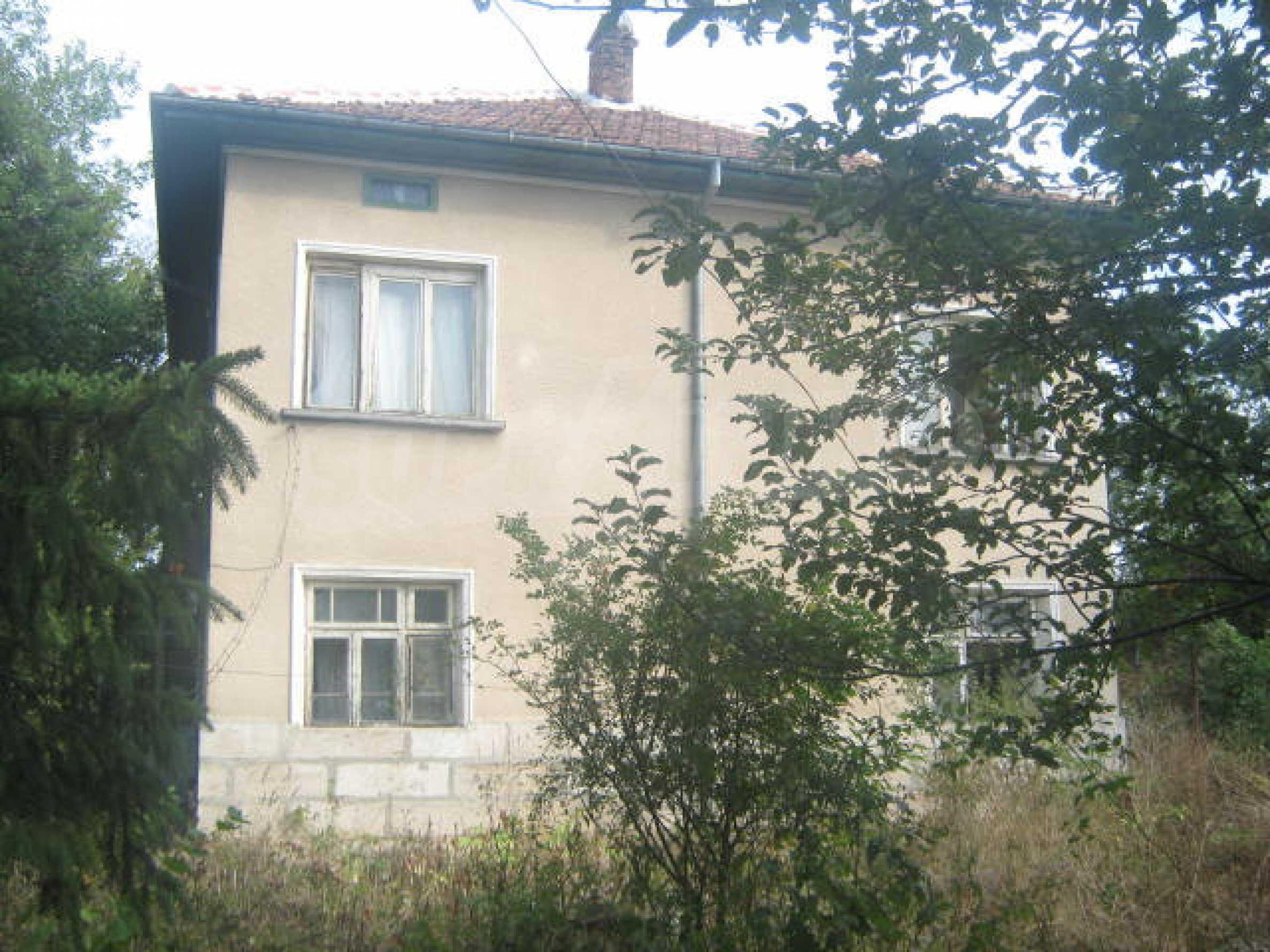 Голяма къща близо до Видин 1