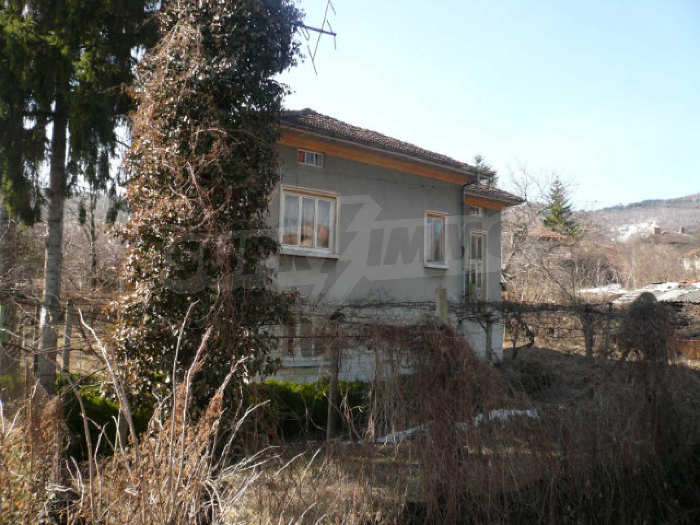 Haus 10 km von Belogradchik 4