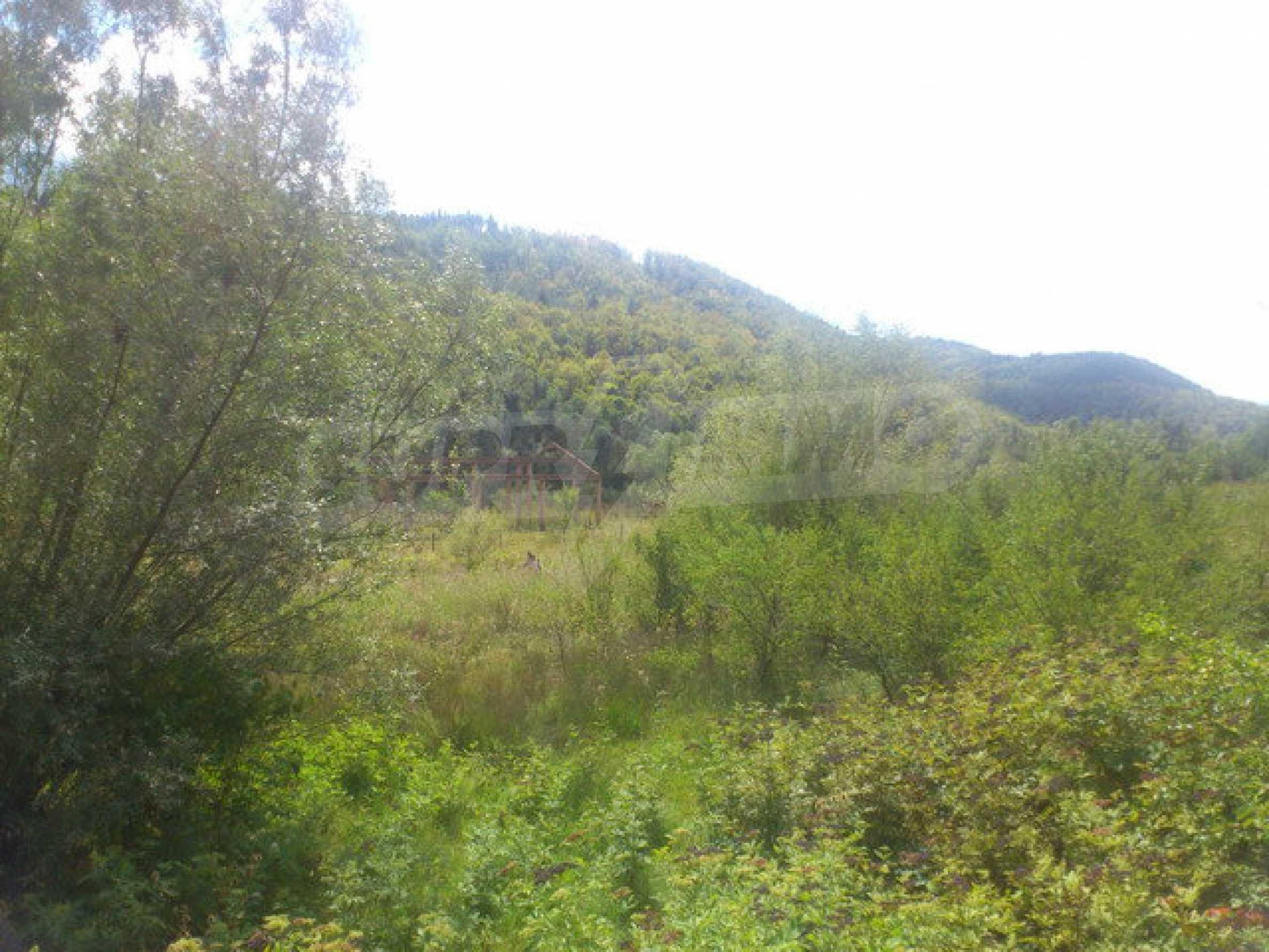 Plot of land near the river near town Tryavna 2