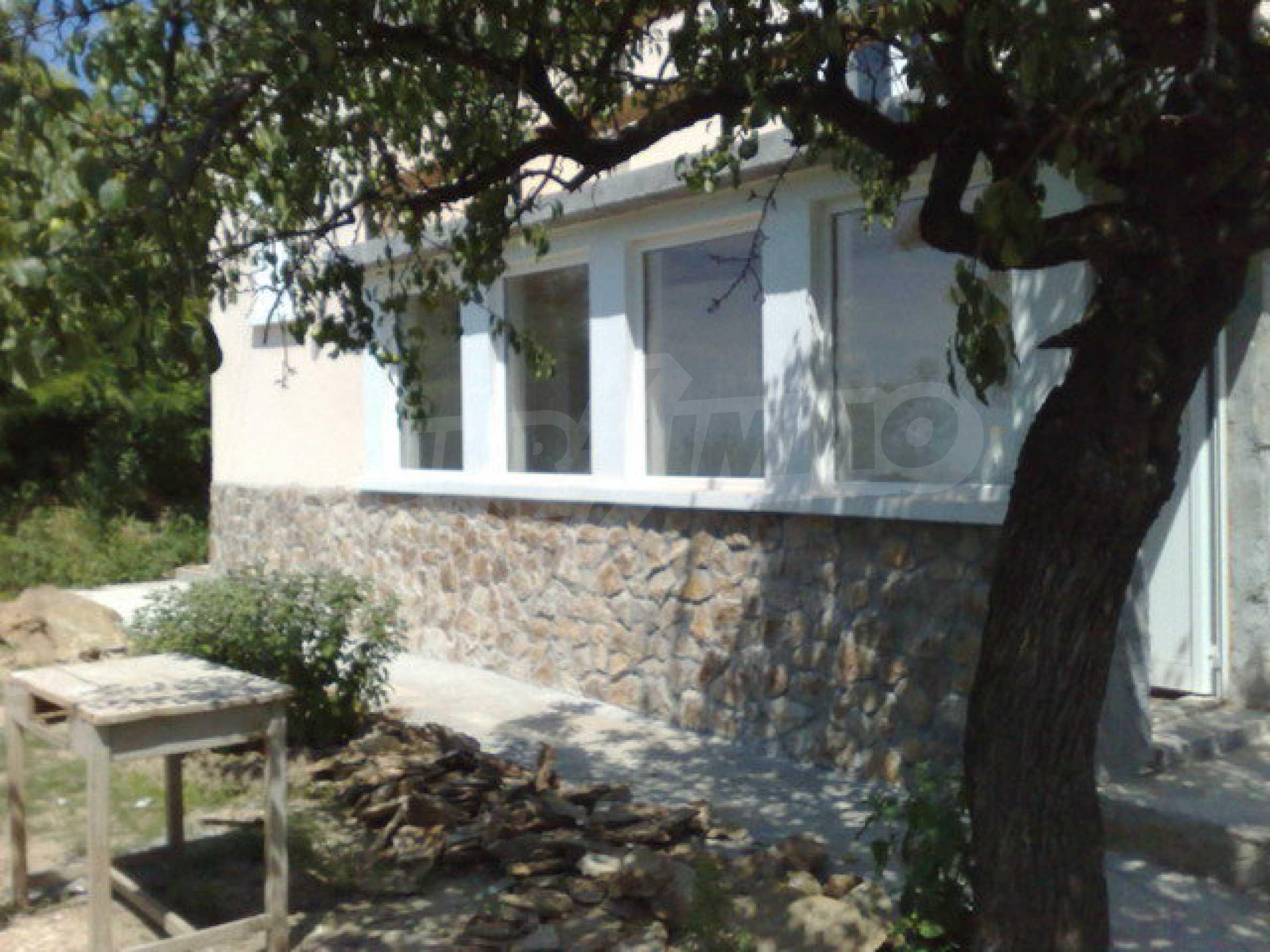 Полностью отремонтированный дом с большим садом и видом на Дунай 2