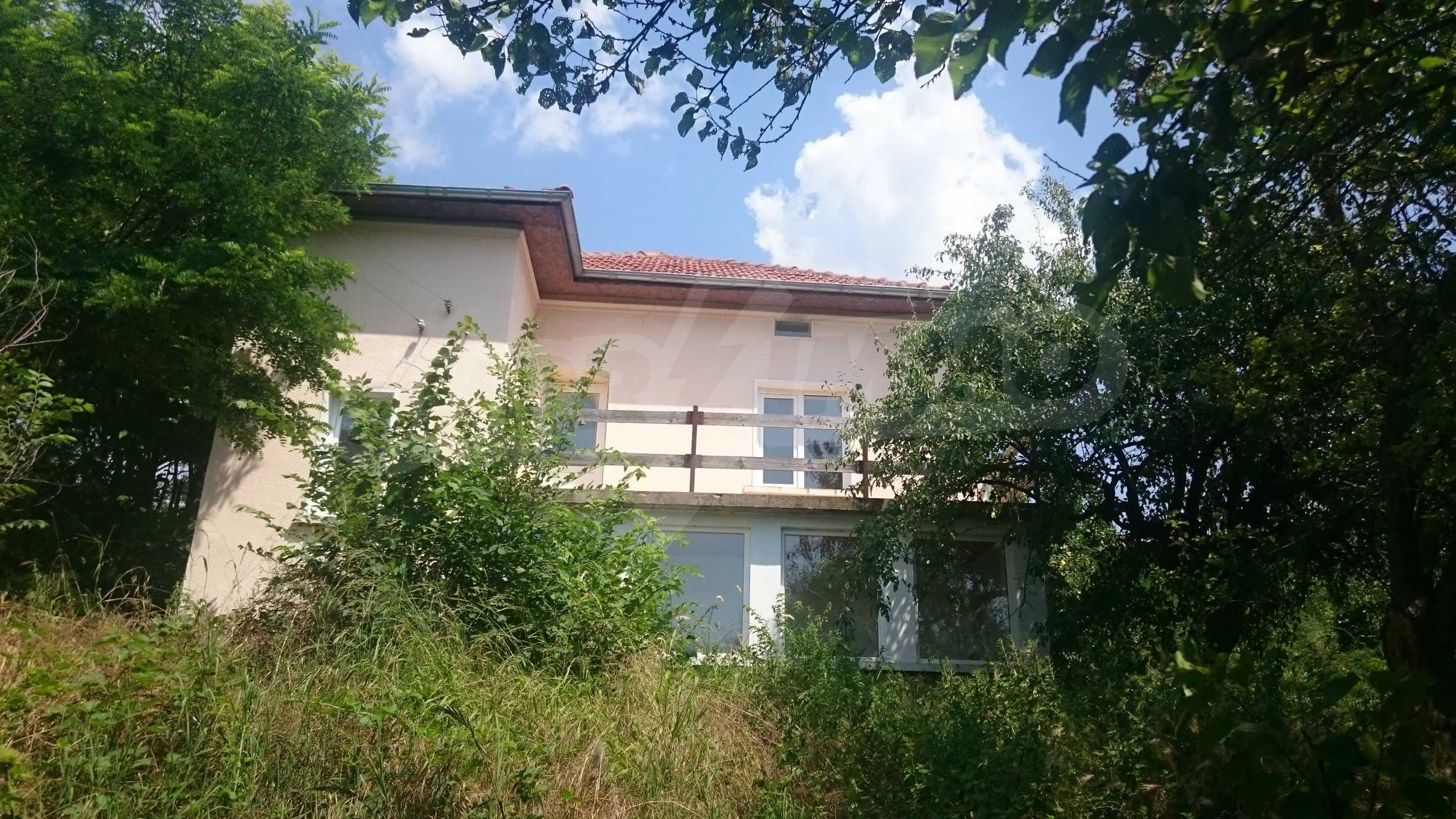 Полностью отремонтированный дом с большим садом и видом на Дунай 53