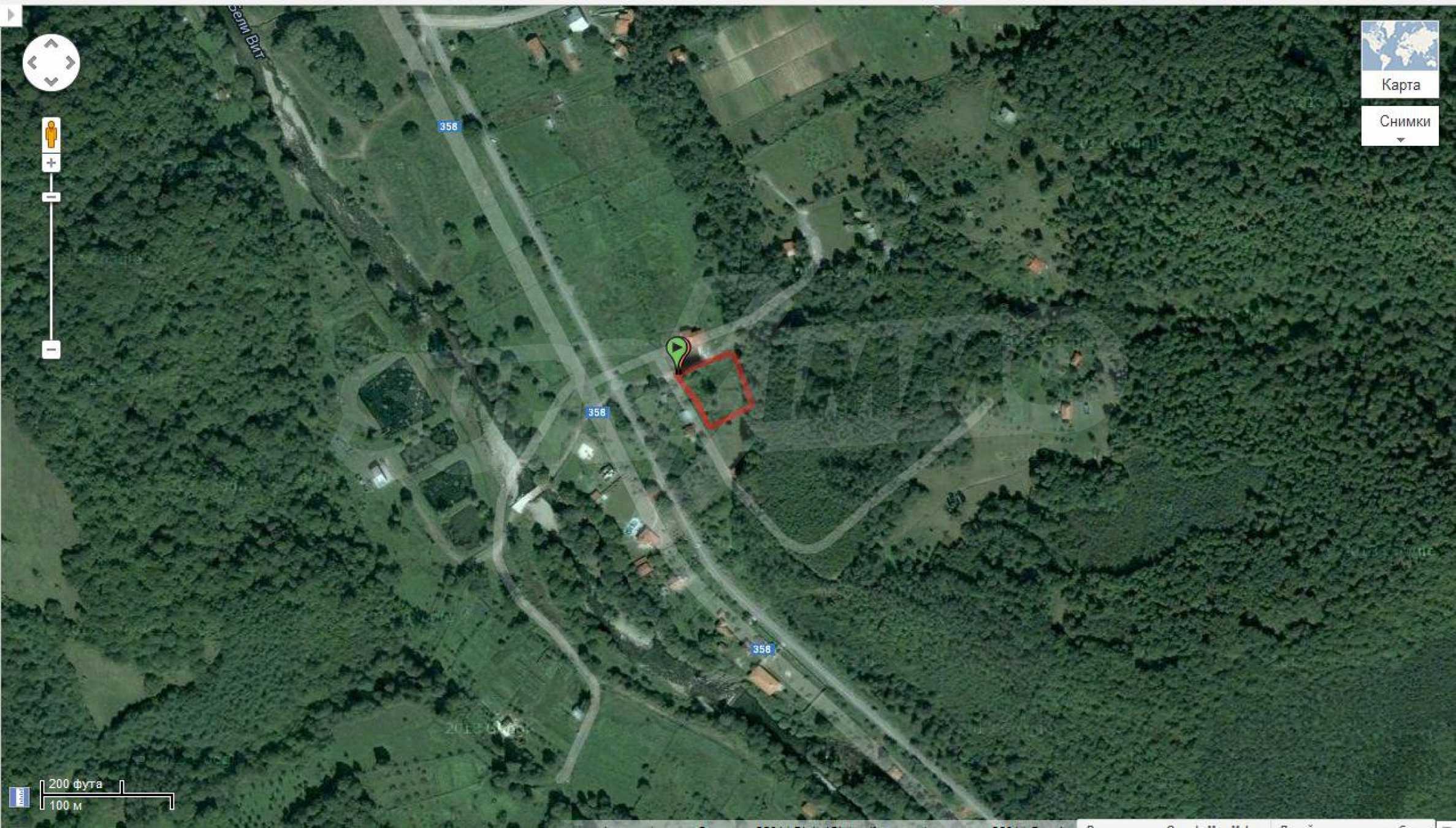 Geregeltes Grundstück mit Baugenehmigung im Dorf Ribaritsa 16