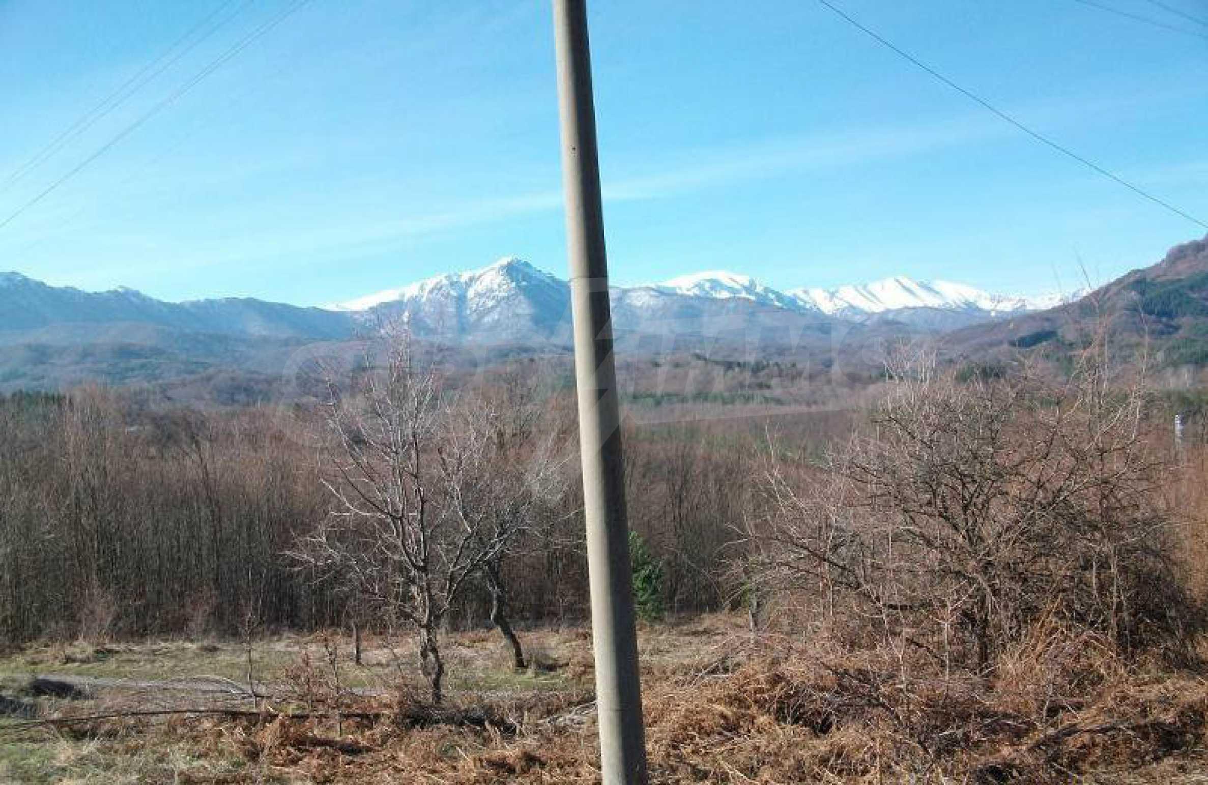 Hof mit einer schönen Aussicht, in einem Dorf 6 km von der Stadt Apriltsi entfernt 5