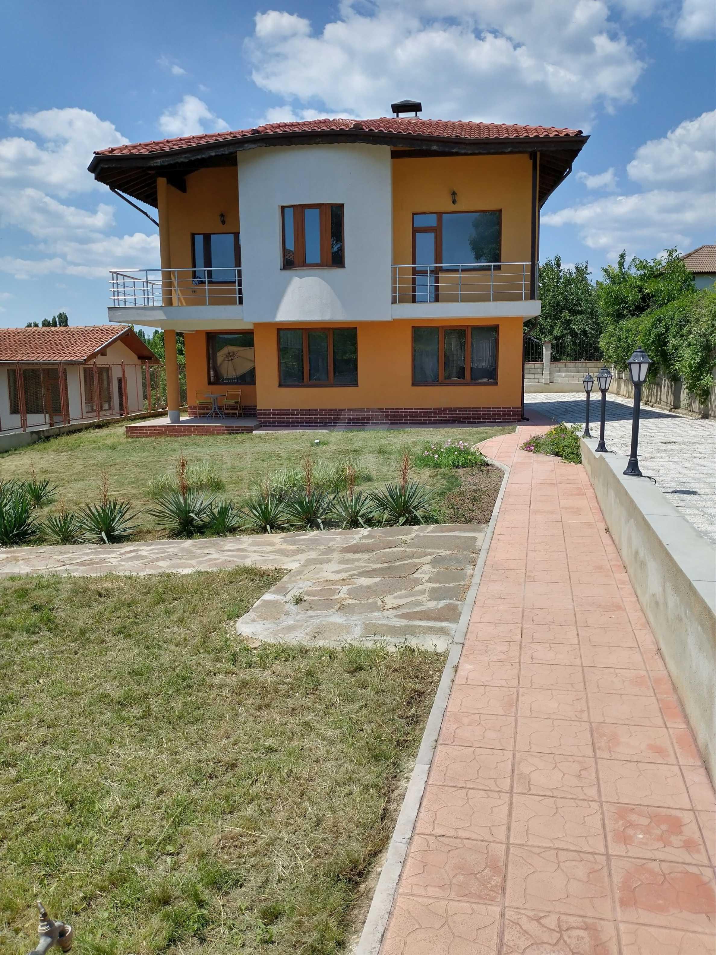 The Orange House 2