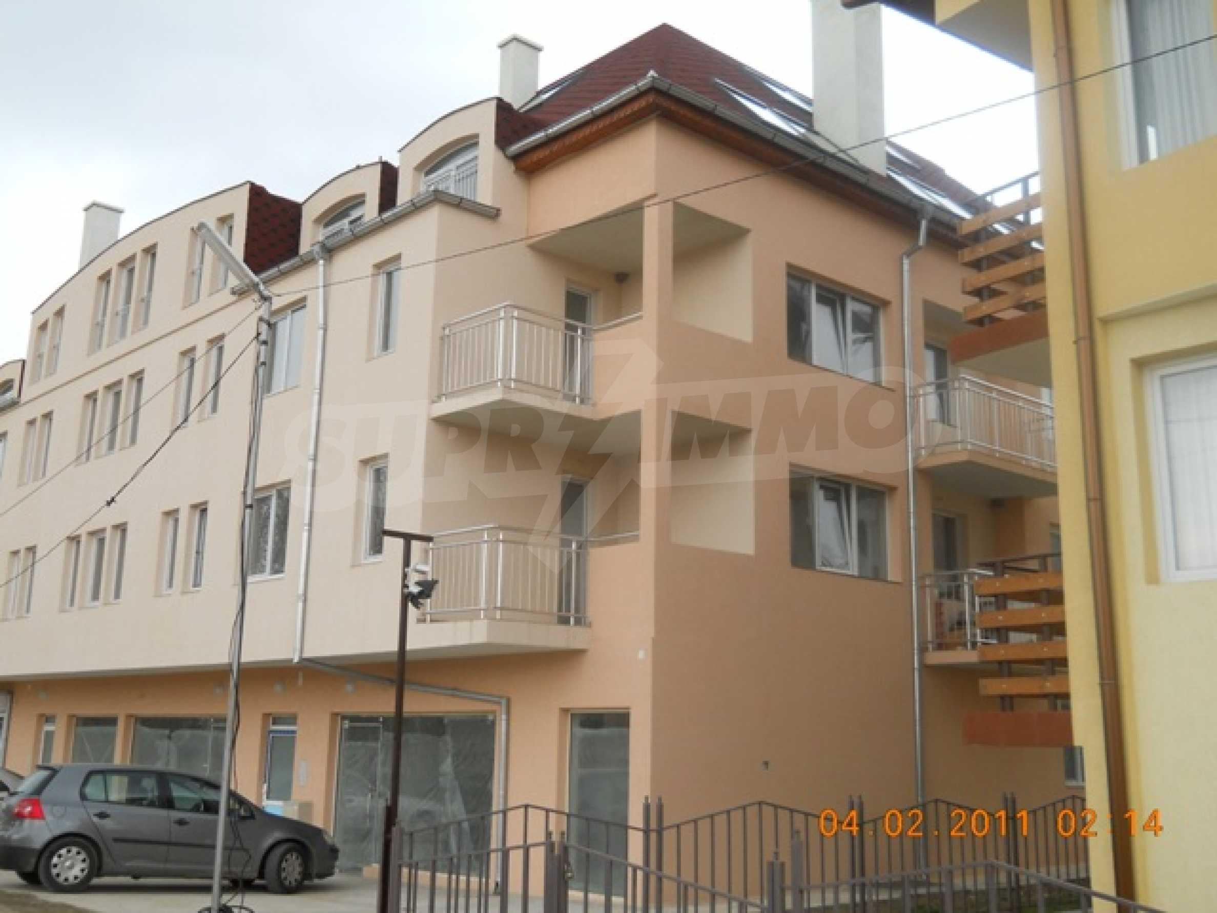 Ein-Zimmer-Wohnung in Kranevo