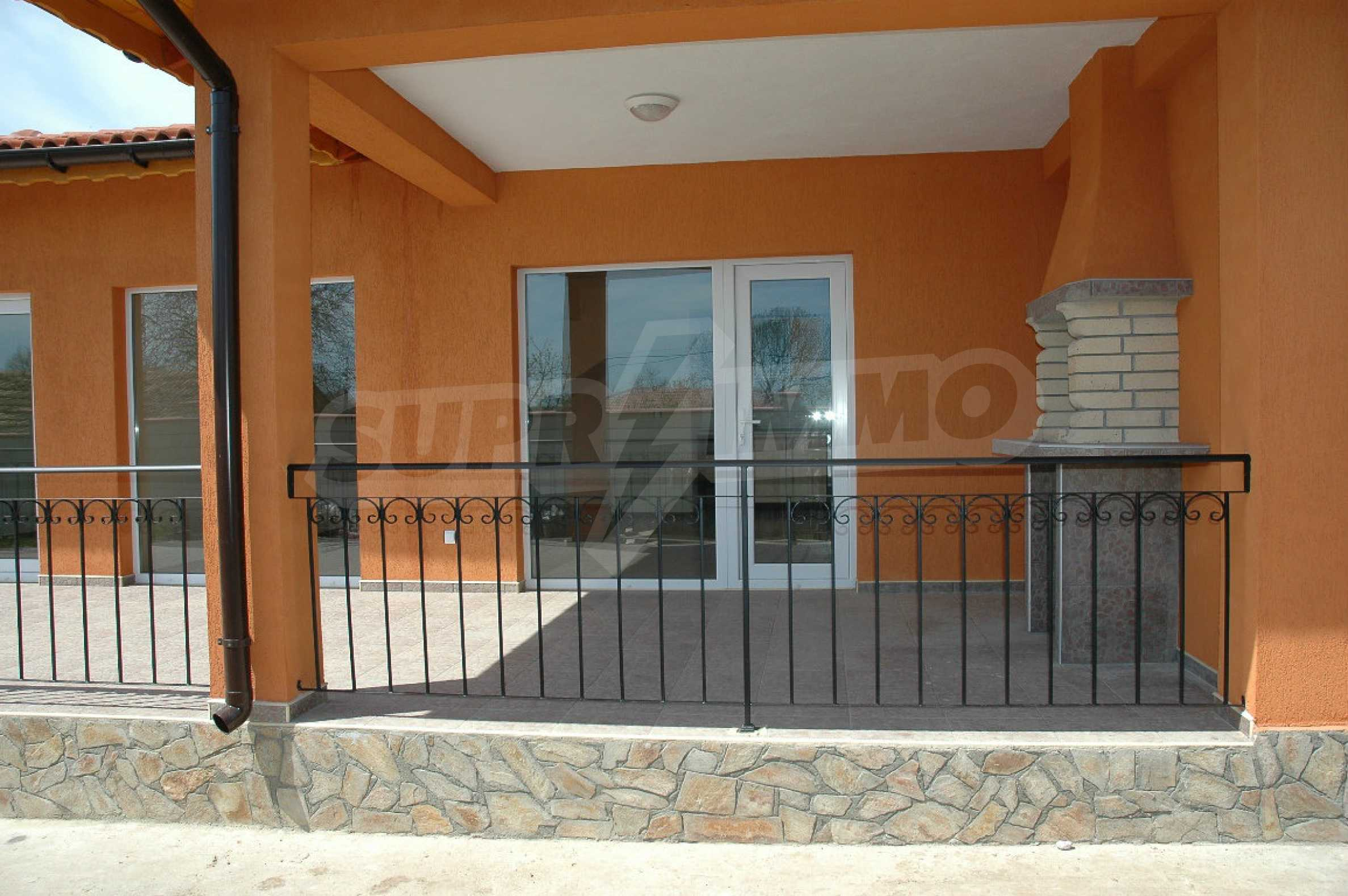 Newly built two-storey house near Balchik 3