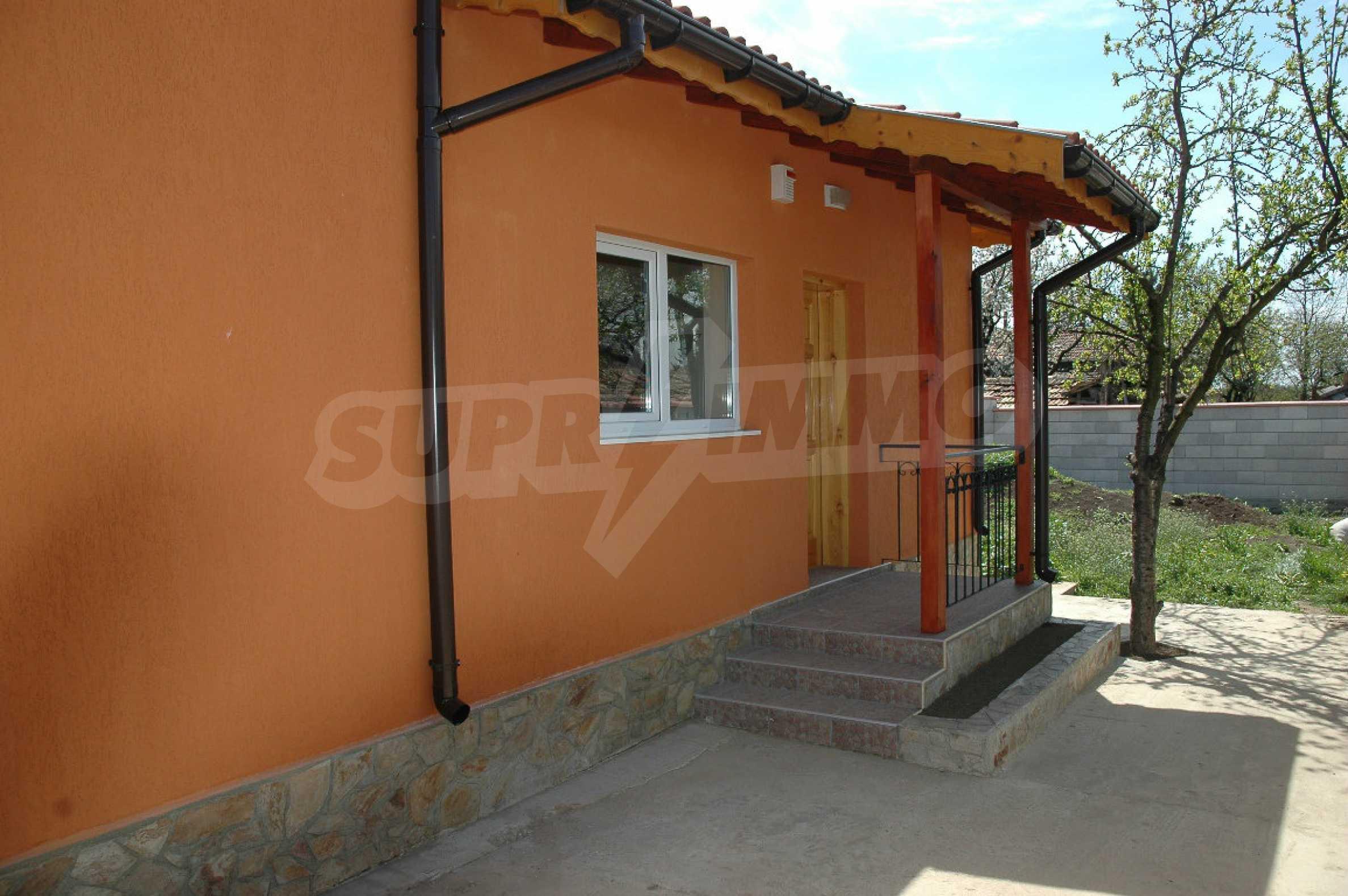 Newly built two-storey house near Balchik 6
