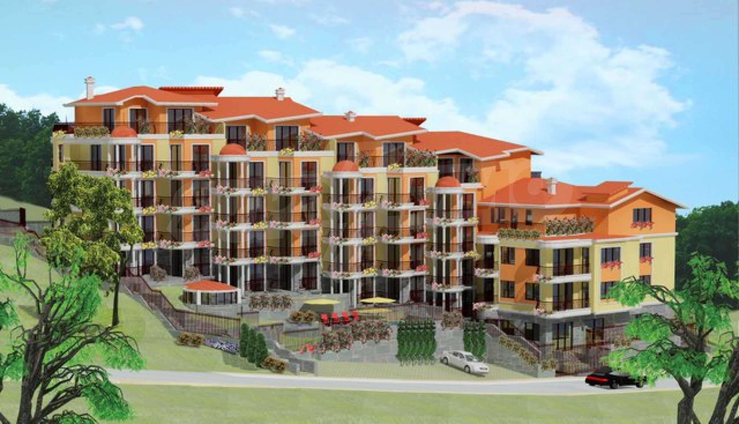 Baugrundstück mit Projekt in Shkorpilovtsi 1
