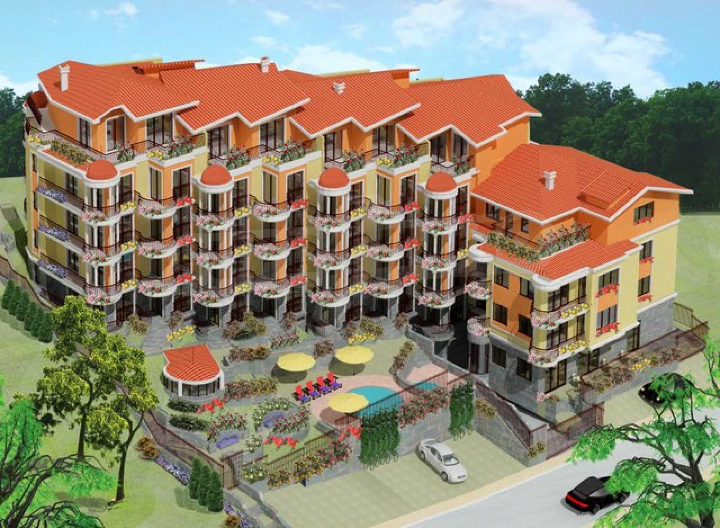 Baugrundstück mit Projekt in Shkorpilovtsi 2
