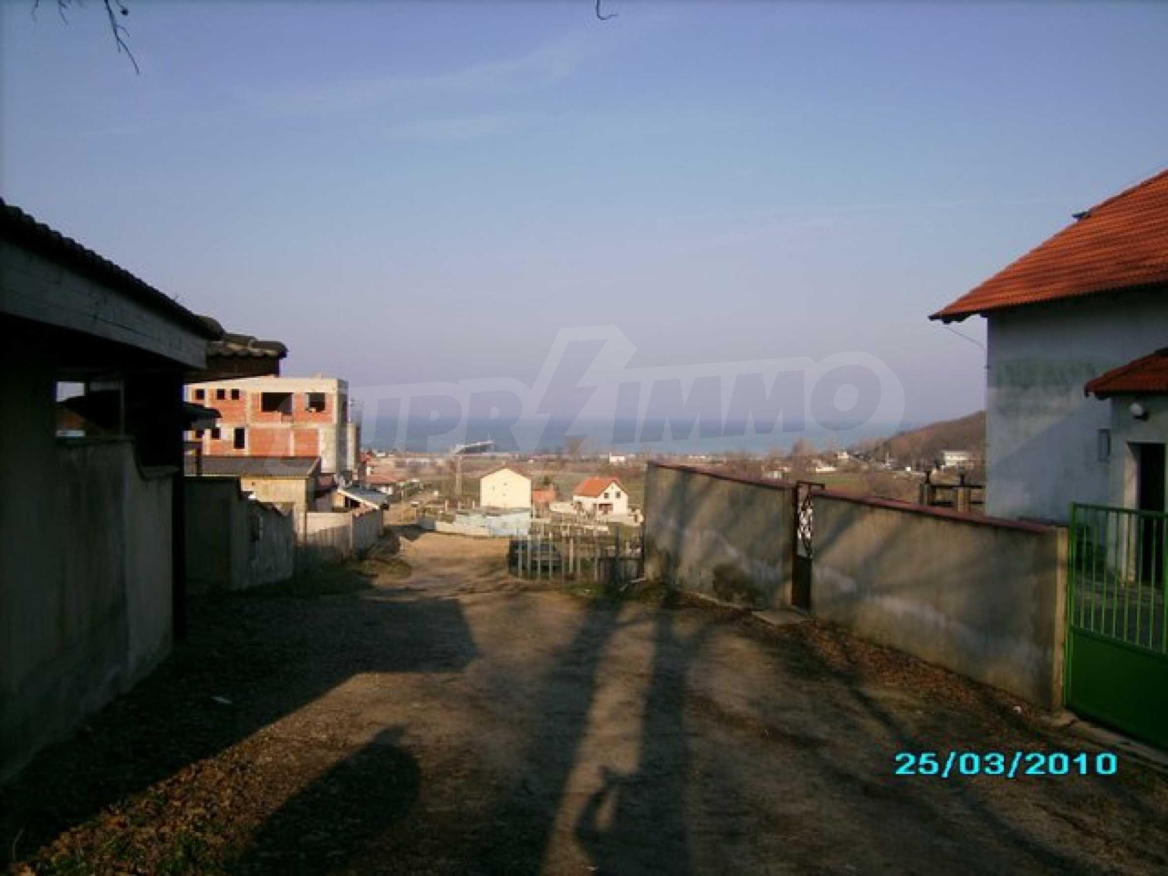 Baugrundstück mit Projekt in Shkorpilovtsi 6