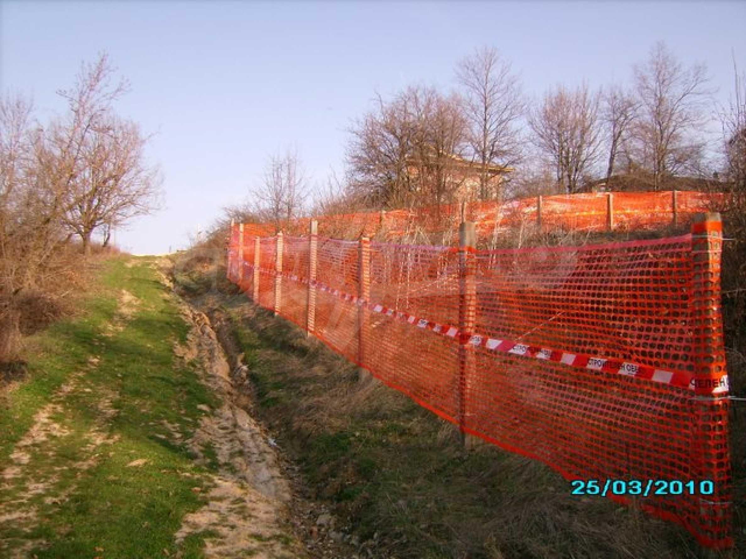 Baugrundstück mit Projekt in Shkorpilovtsi 7