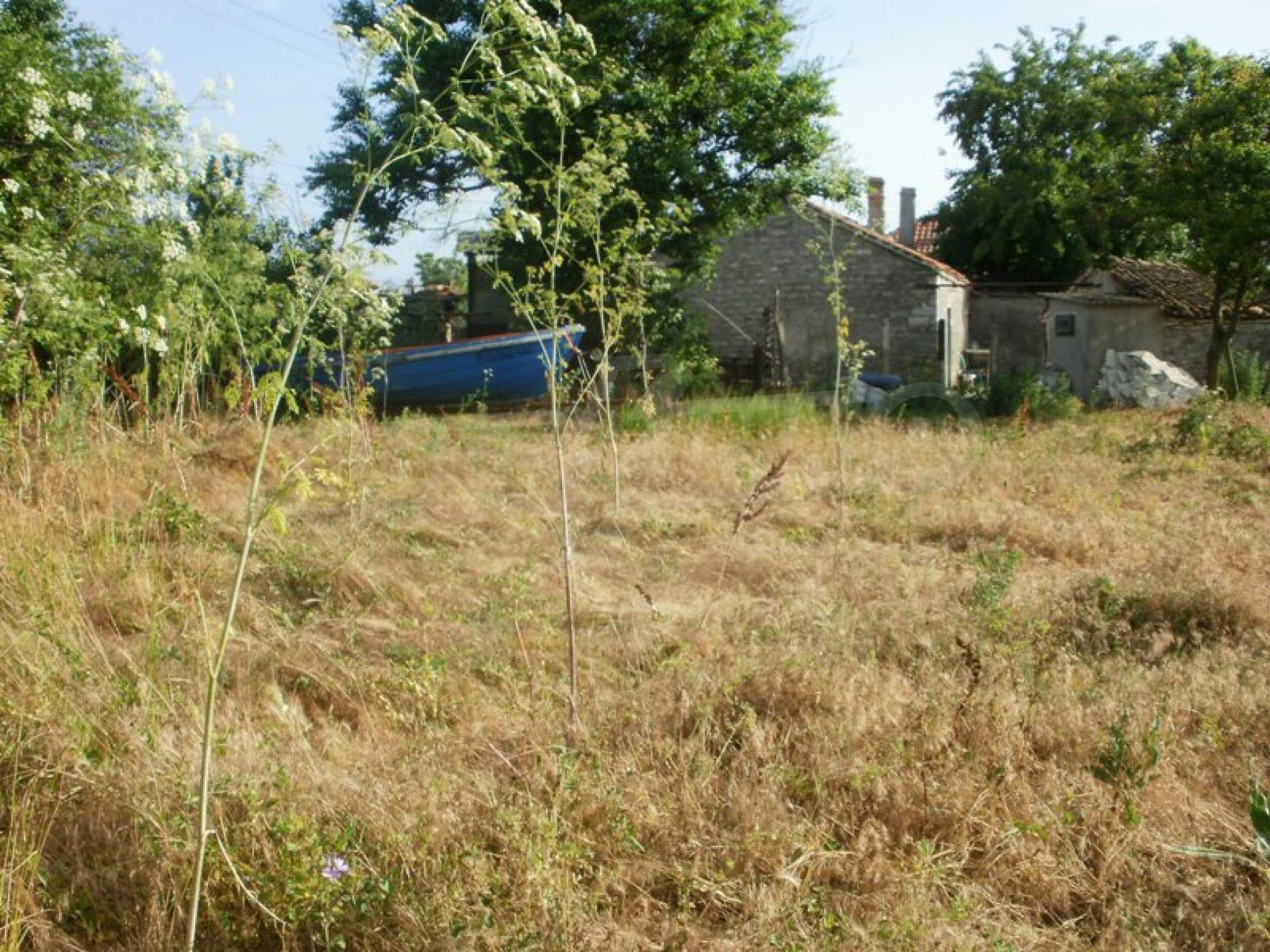 Plot for sale in Bulgarevo village 1