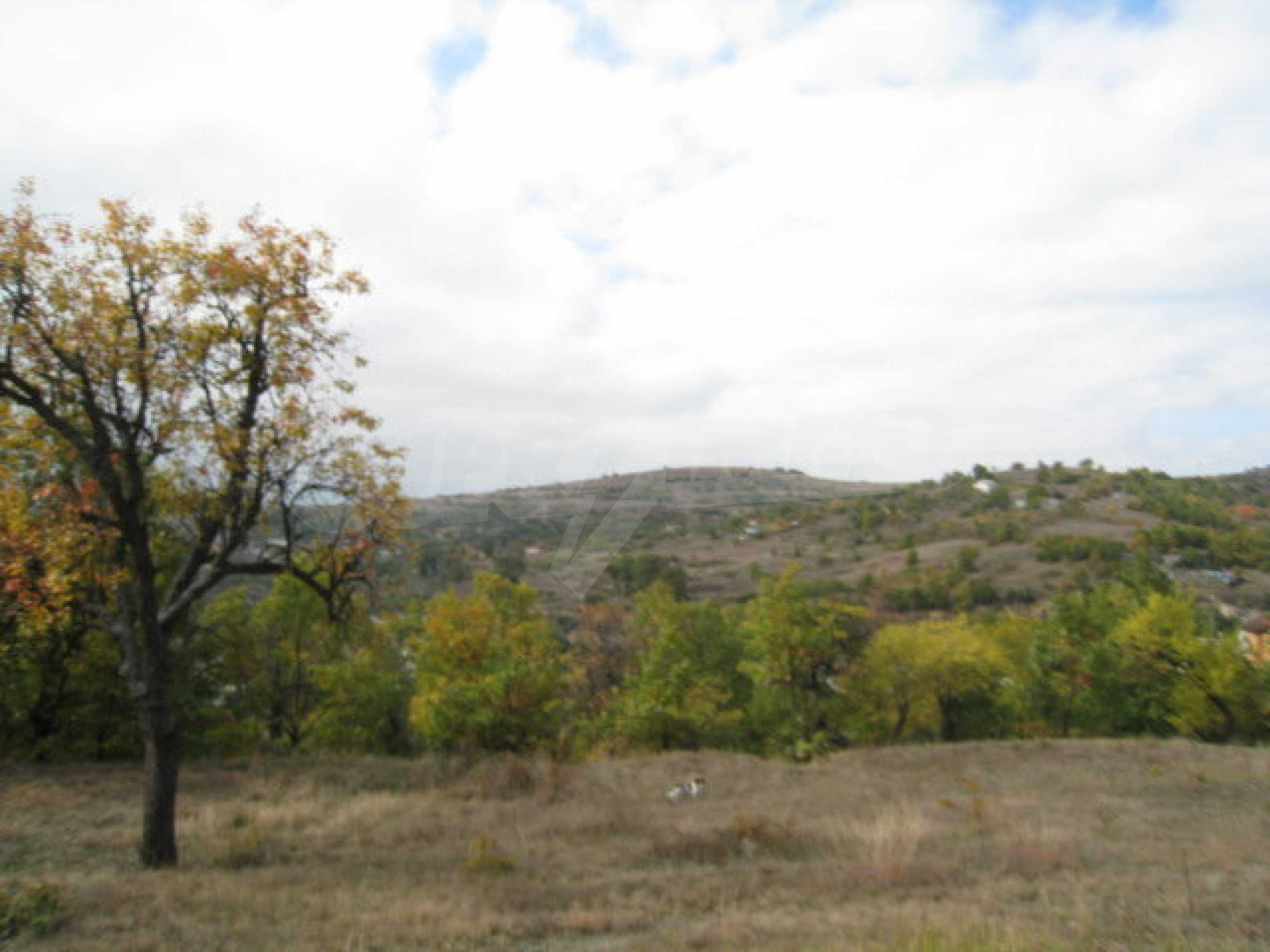 Development land near the town of Kostenets 12