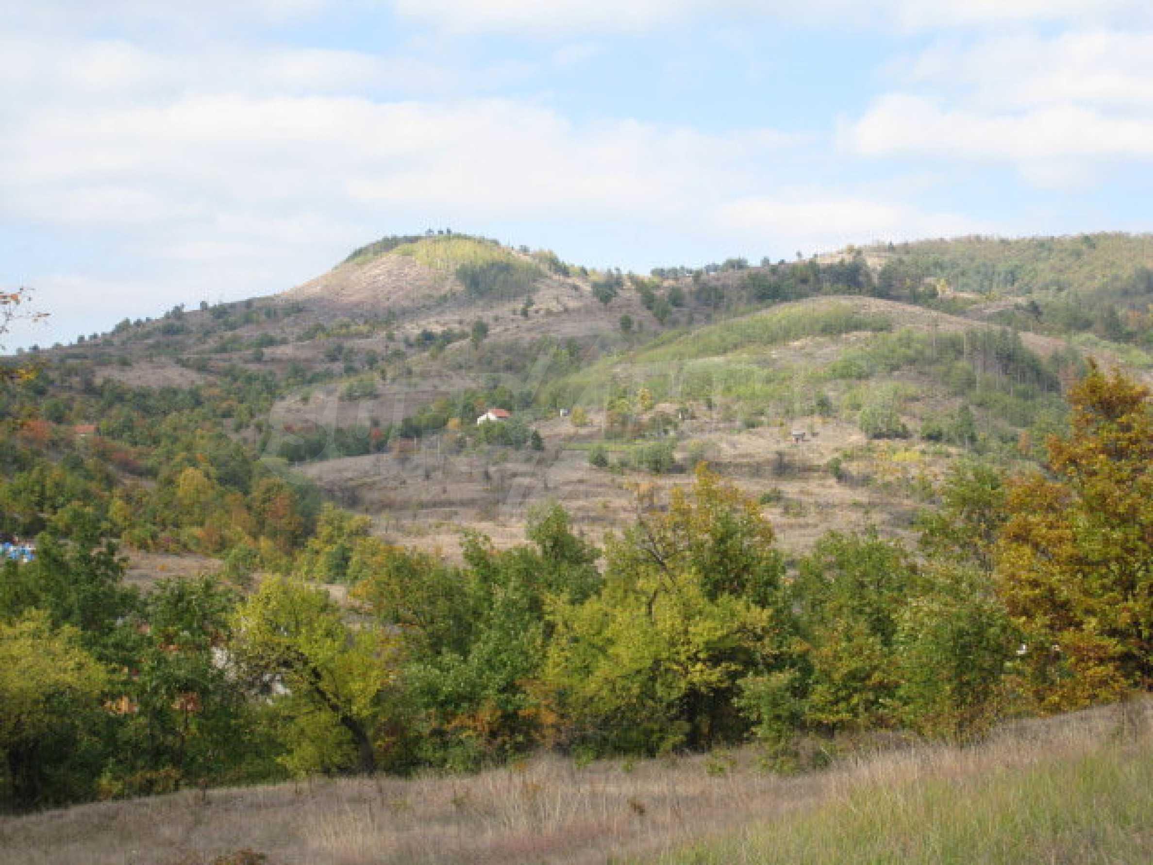 Development land near the town of Kostenets 8