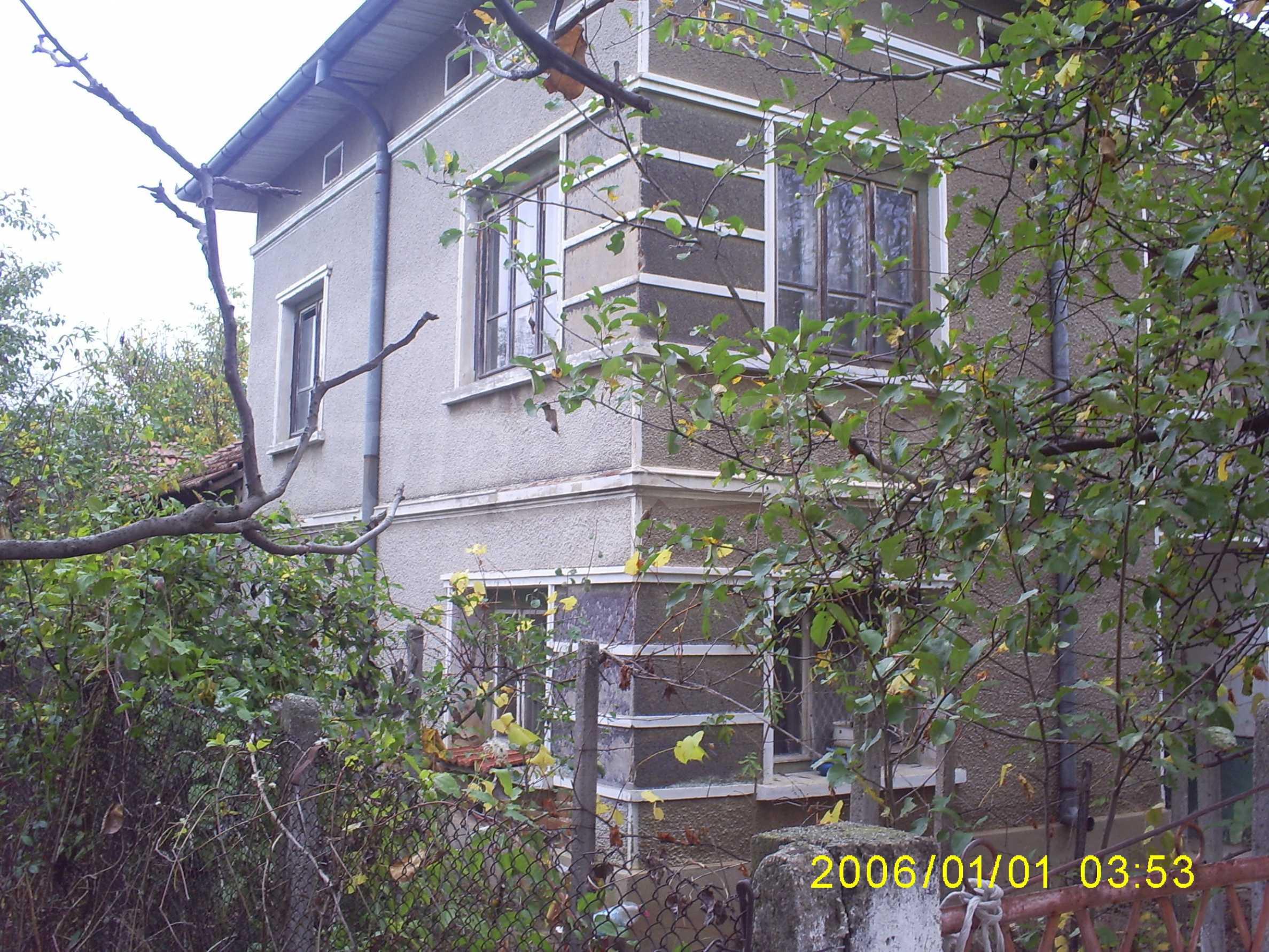Massives zweistöckiges Haus mit einem Garten zu einem guten Preis in der Nähe von Widin 4