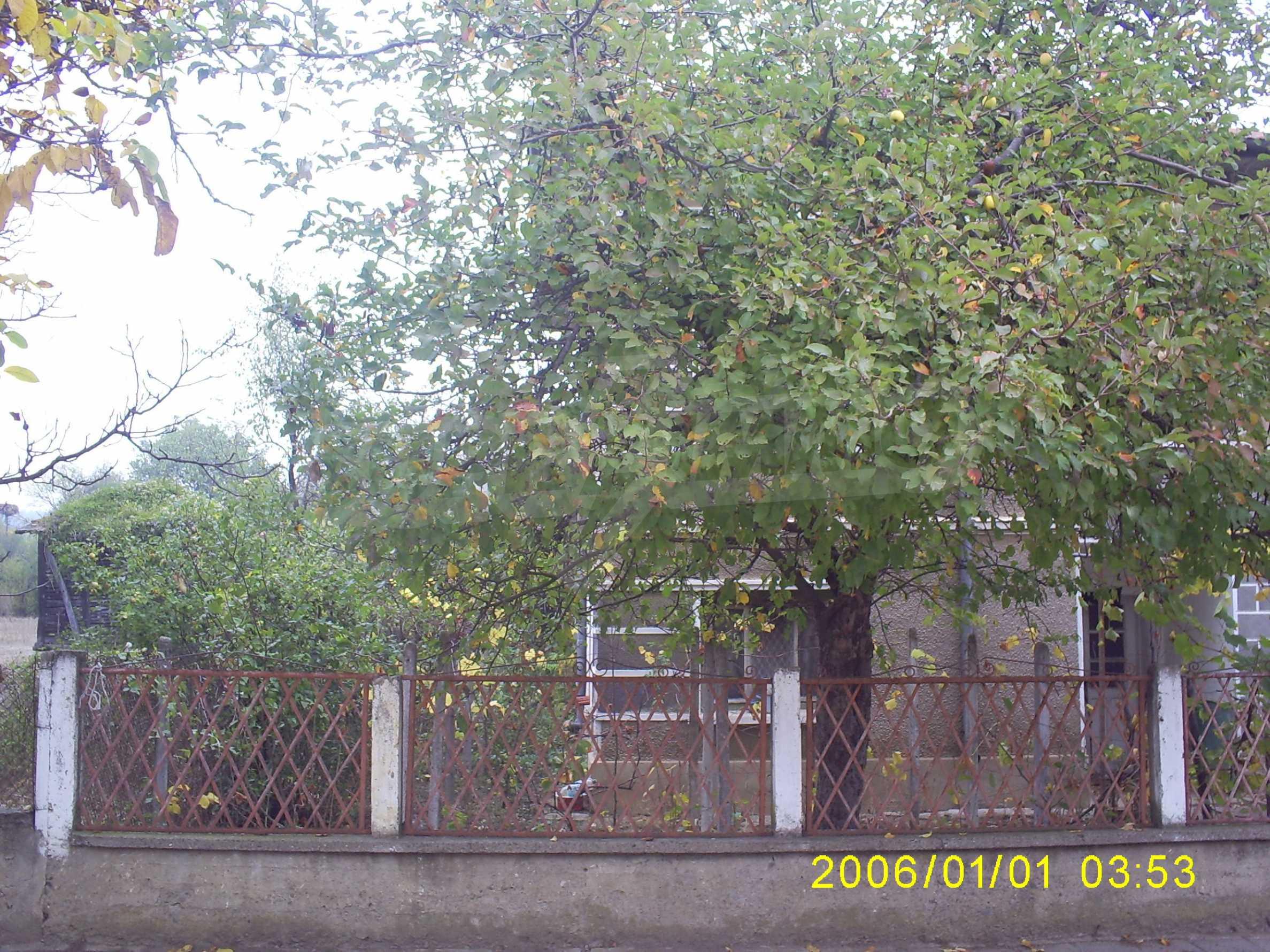 Massives zweistöckiges Haus mit einem Garten zu einem guten Preis in der Nähe von Widin 5