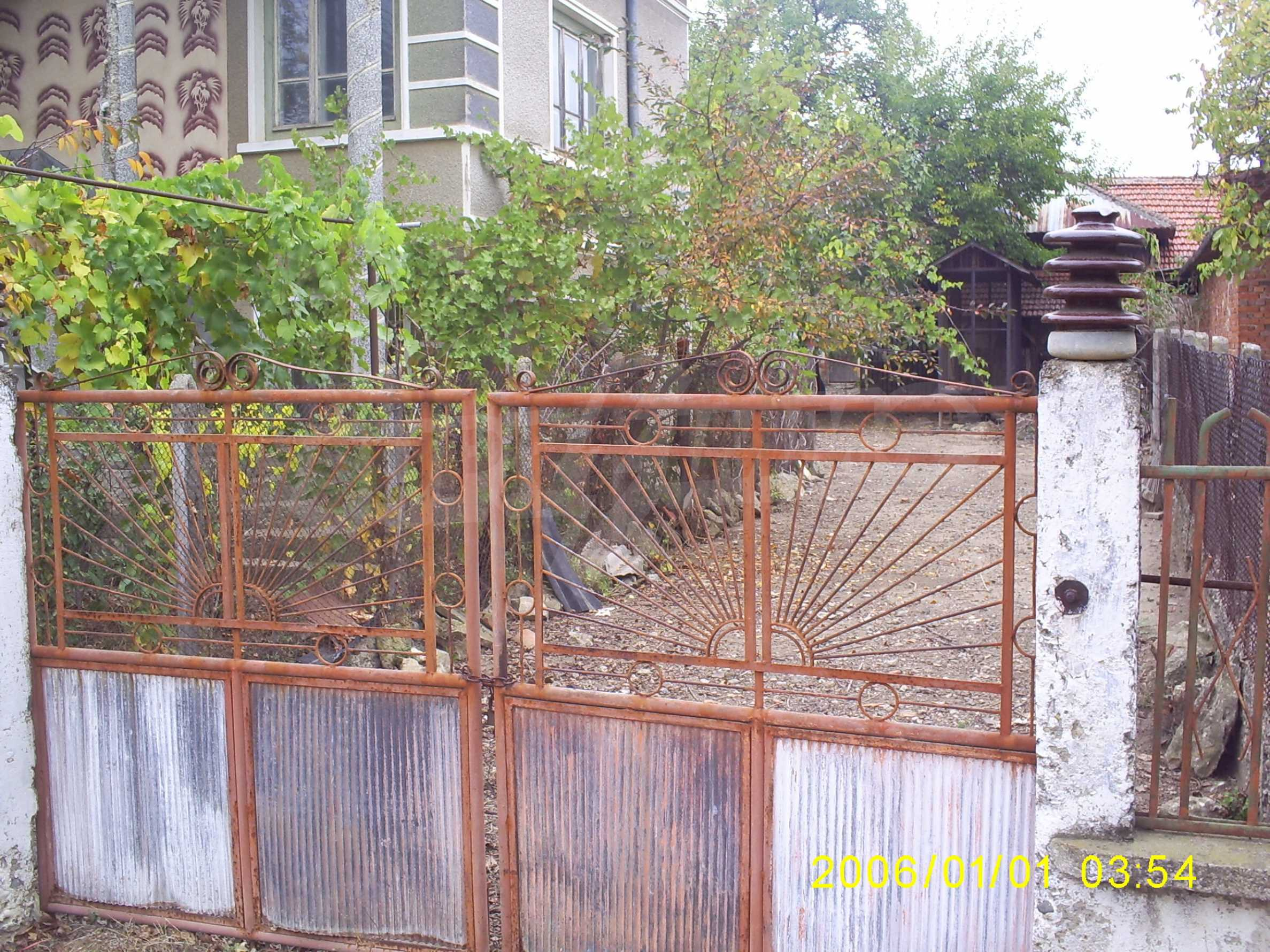 Massives zweistöckiges Haus mit einem Garten zu einem guten Preis in der Nähe von Widin 8