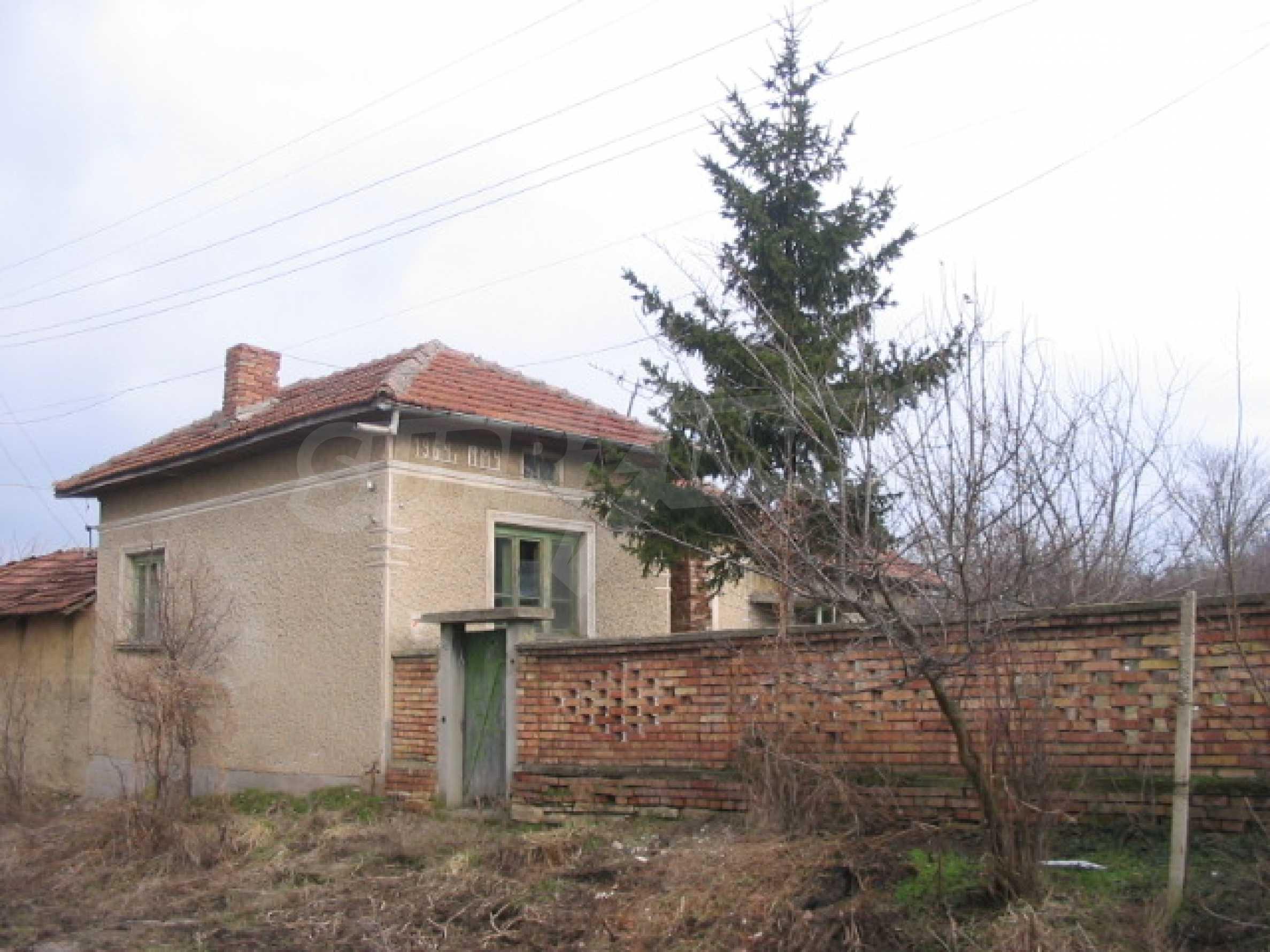 Къща за продажба близо до гр. Велико Търново 1