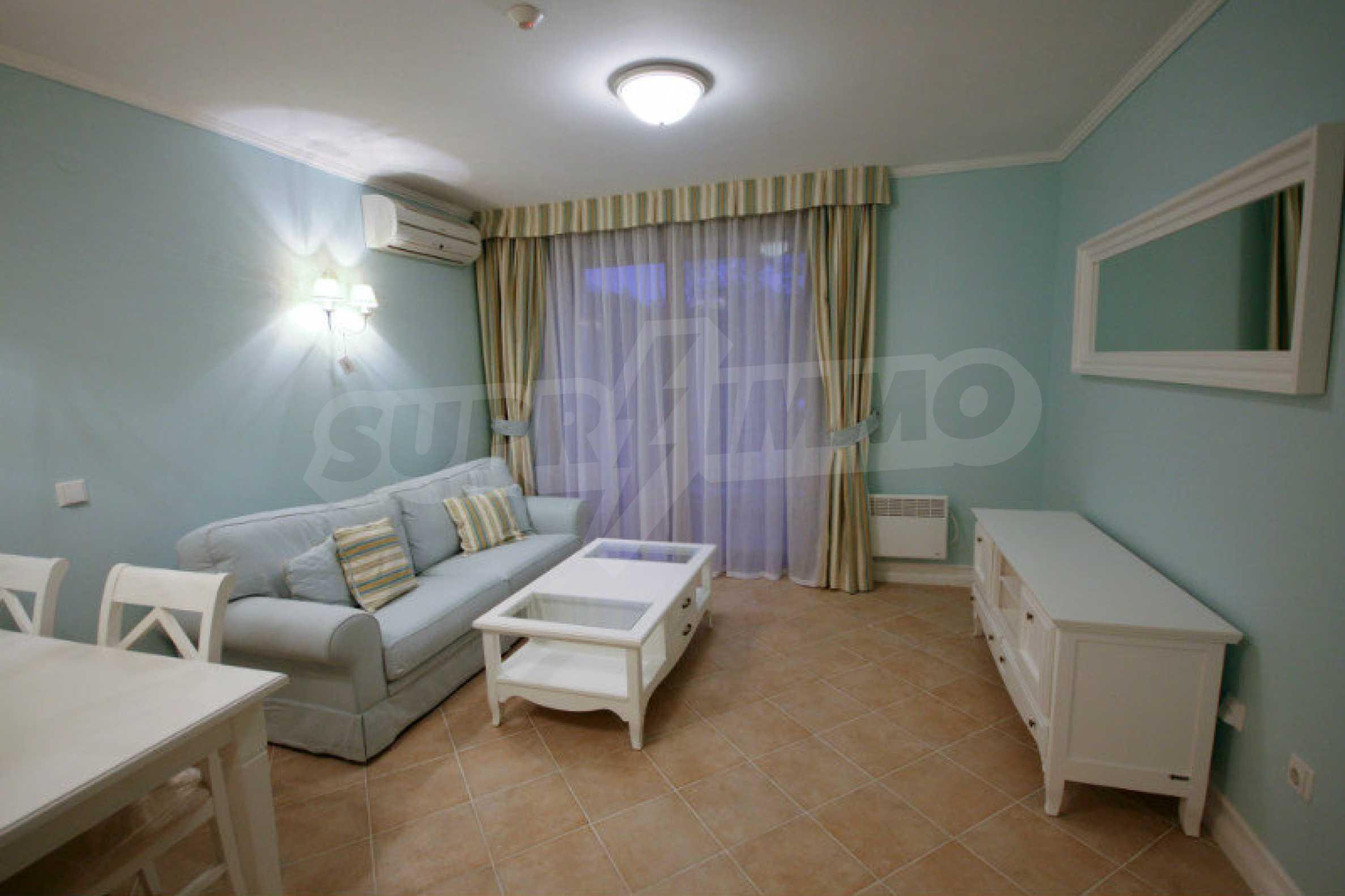 Künstlerisches Apartment in einem mediterranen Komplex 8